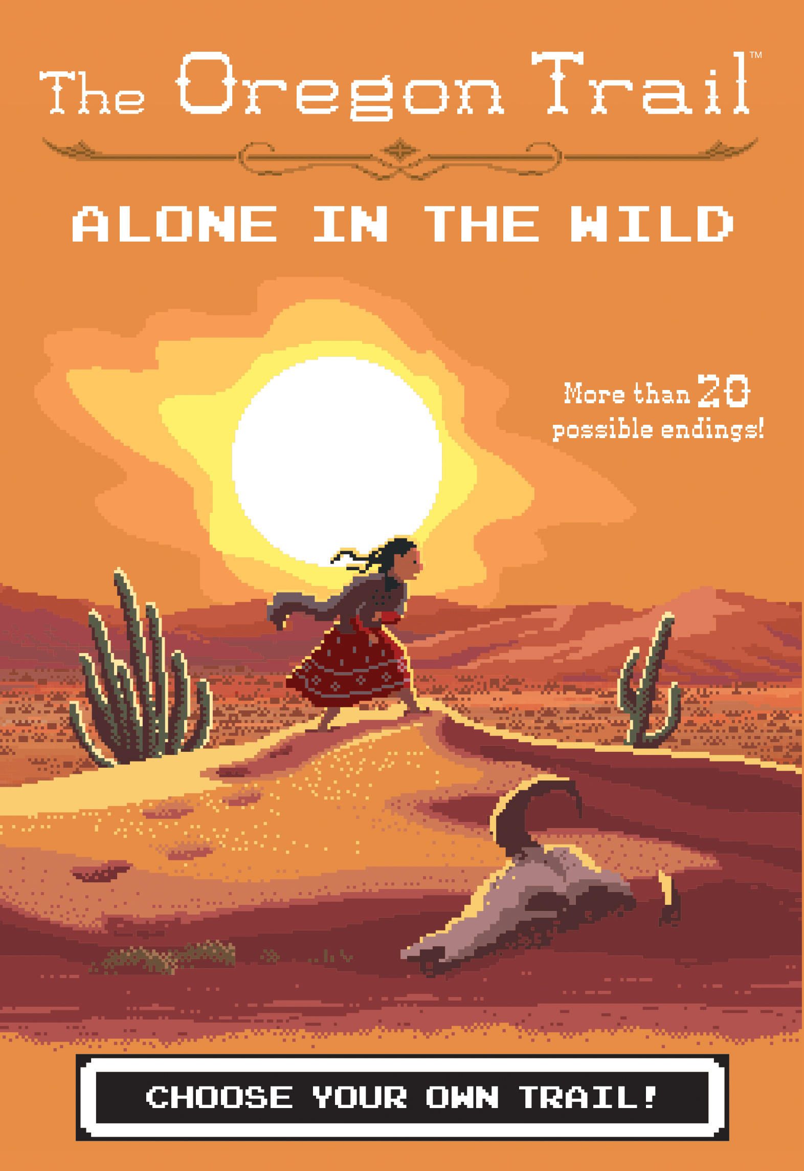 Alone in the Wild-9781328627162