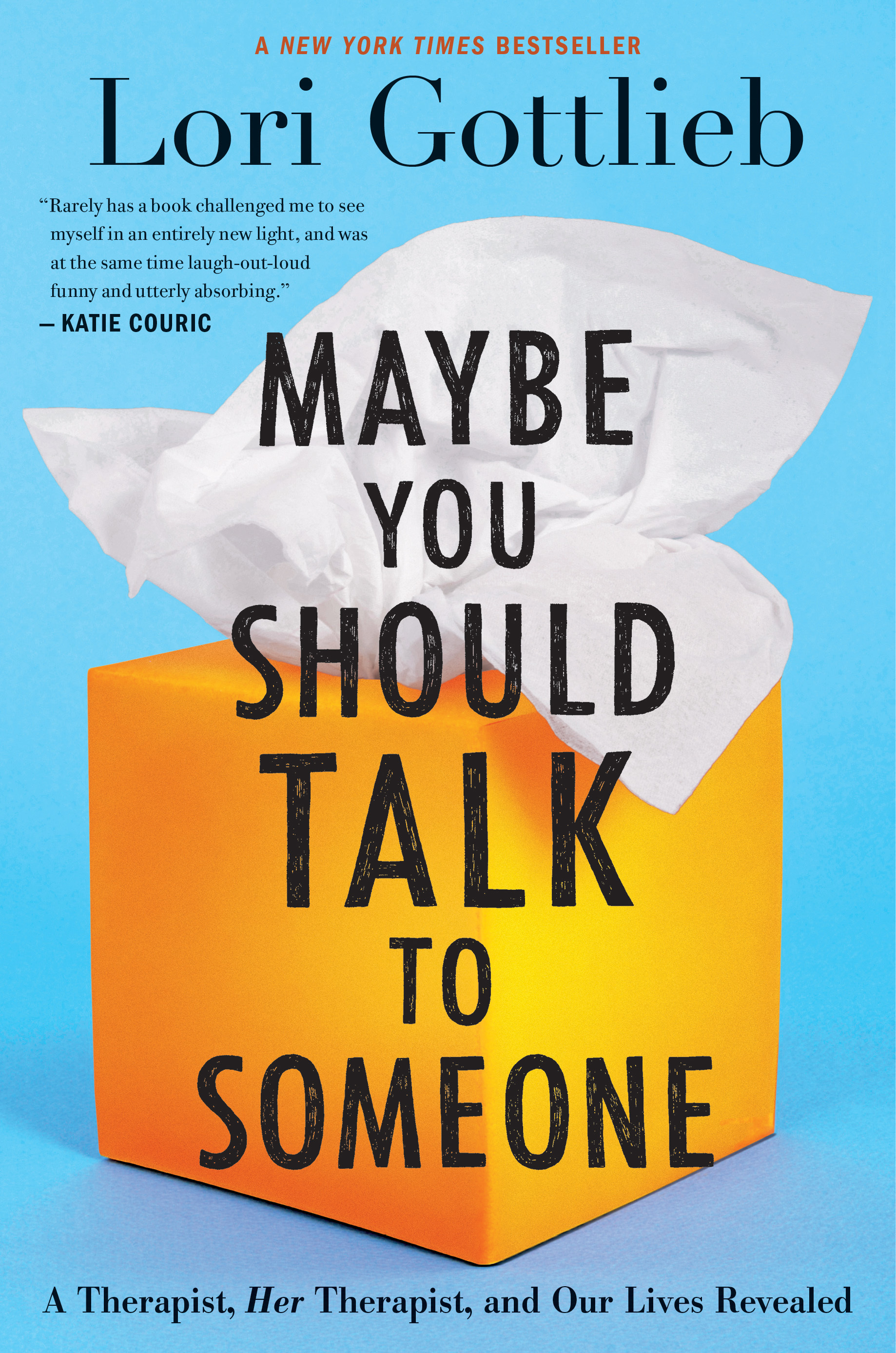Maybe You Should Talk to Someone-9781328662057