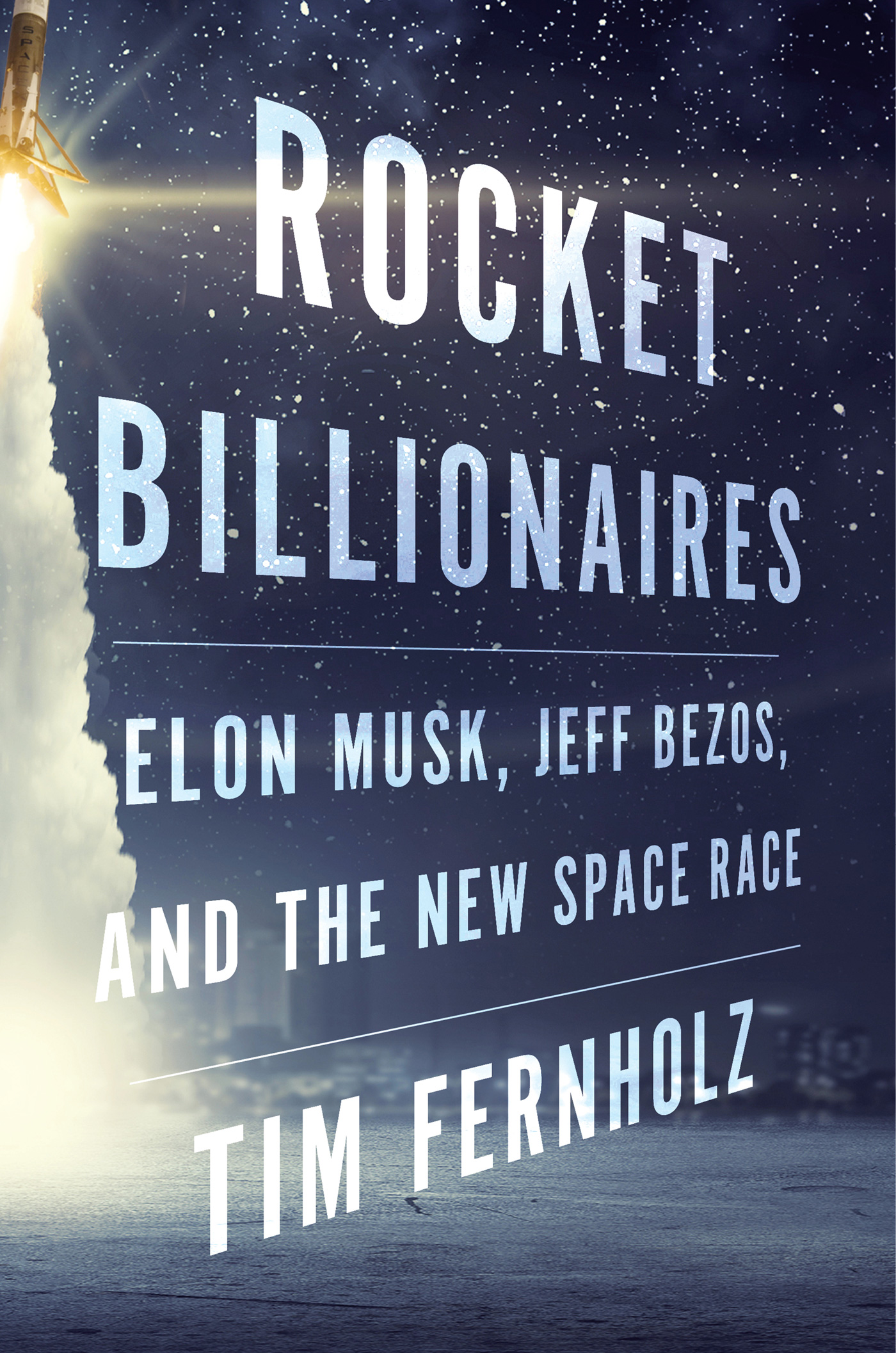 Rocket Billionaires-9781328662231