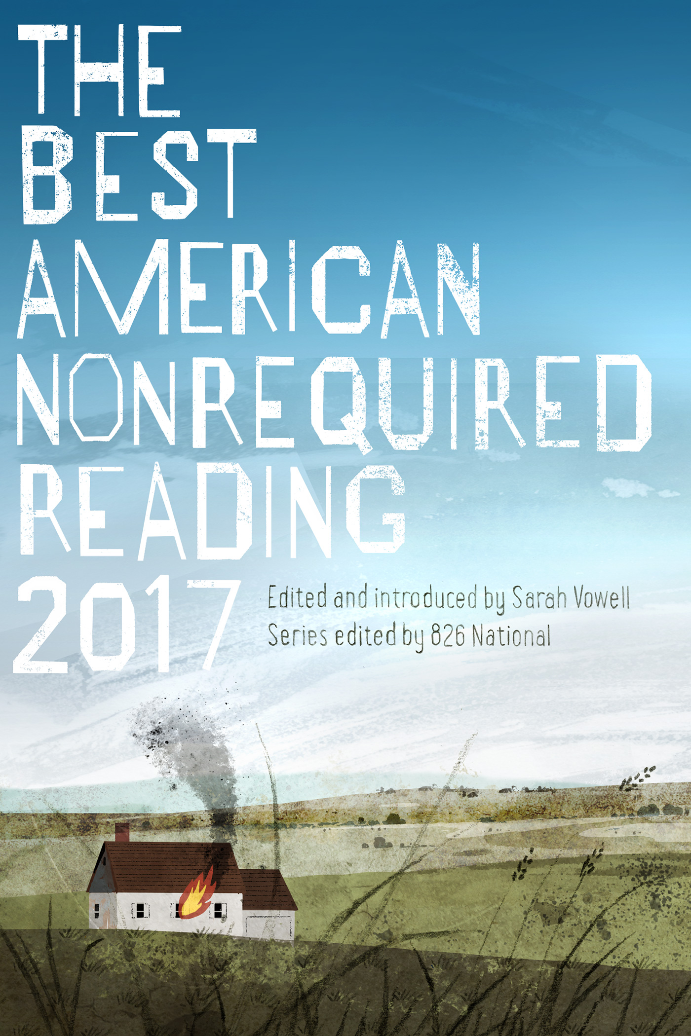 The Best American Nonrequired Reading 2017-9781328663801
