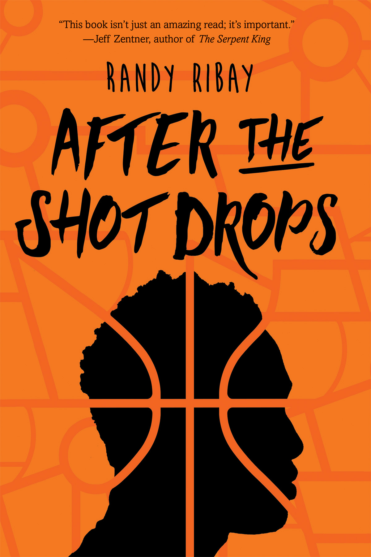 After the Shot Drops-9781328702272