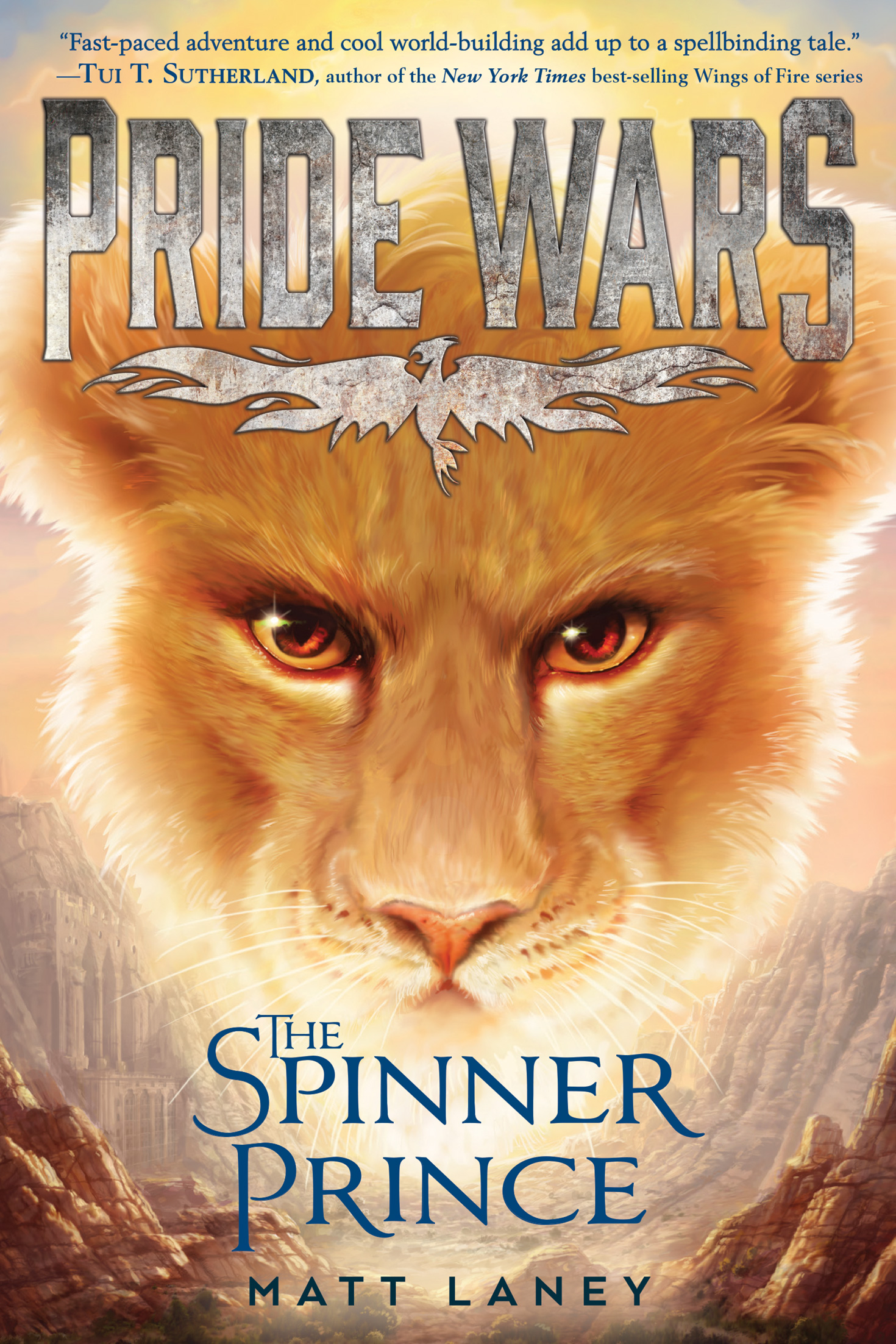 The Spinner Prince-9781328707260