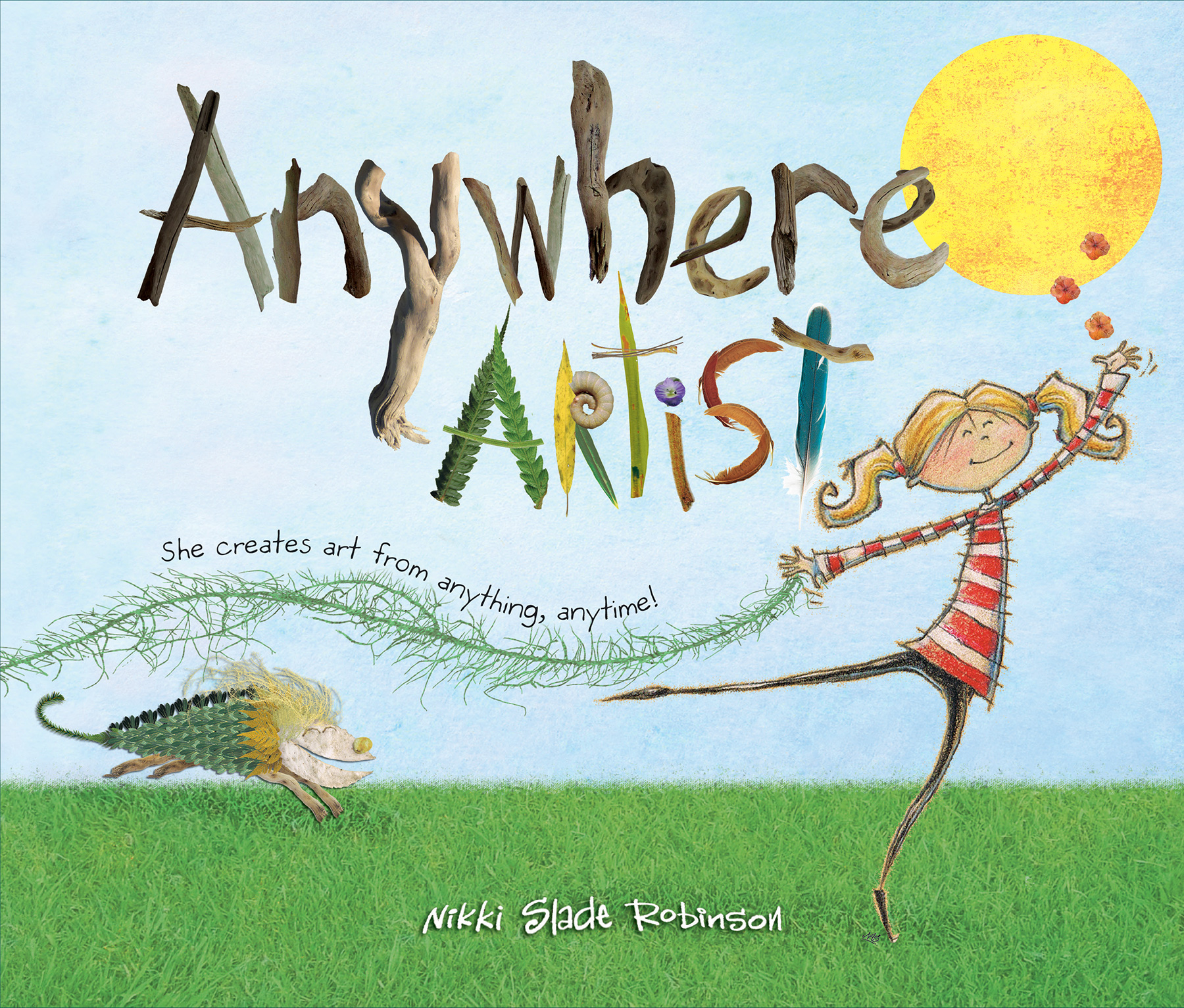 Anywhere Artist-9781328707369