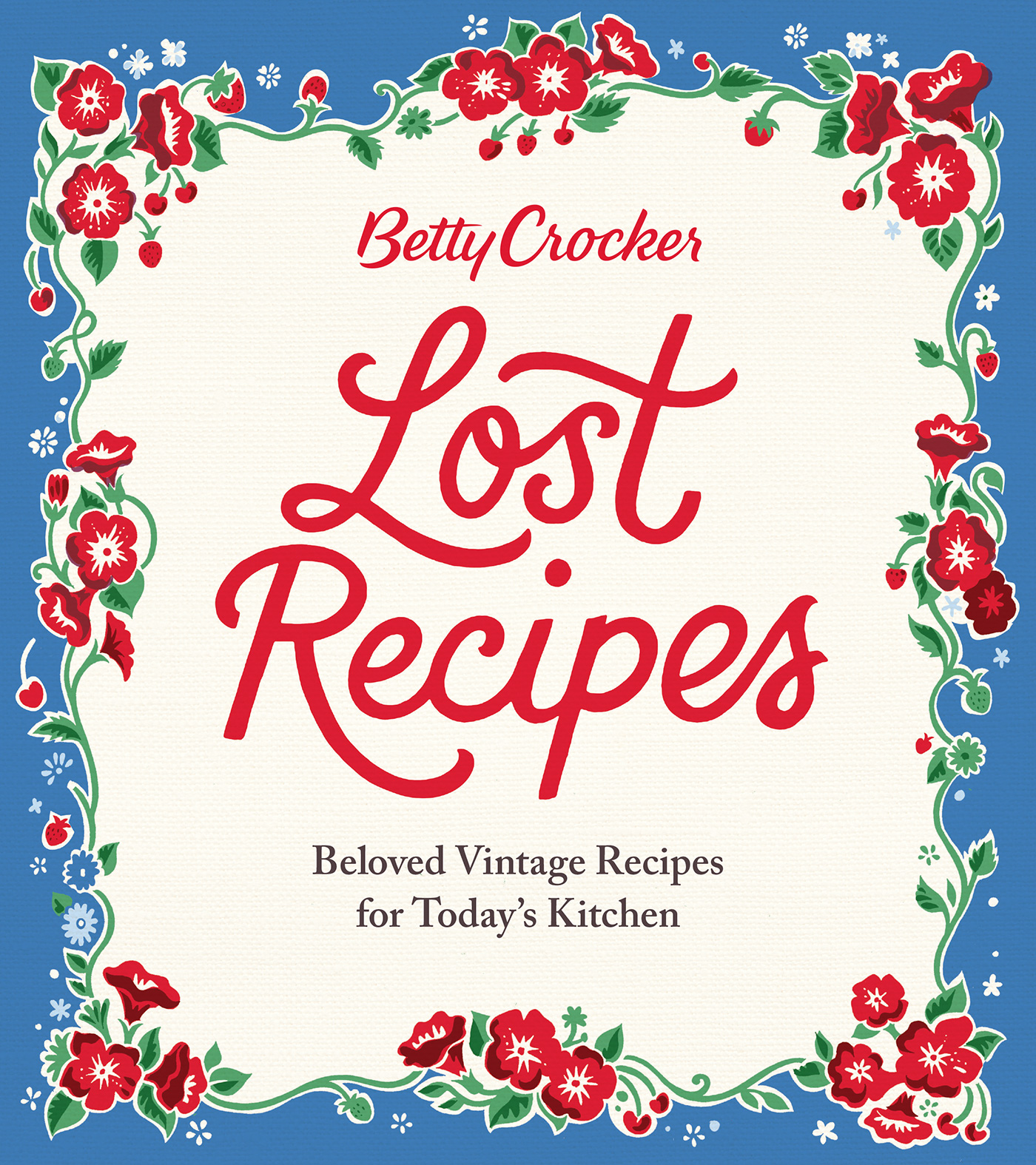 Betty Crocker Lost Recipes-9781328710338