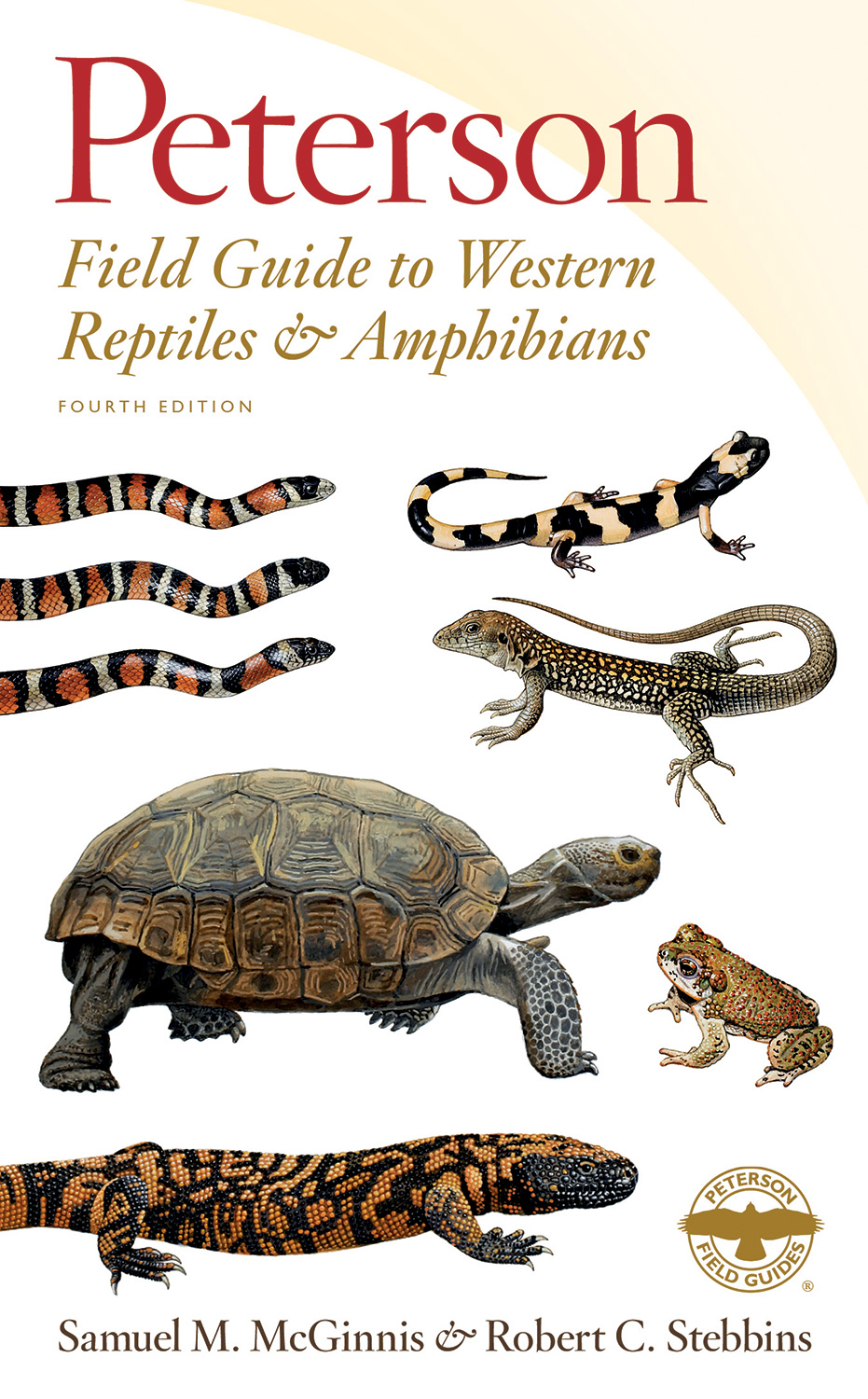 Peterson Field Guide to Western Reptiles & Amphibians, Fourth Edition-9781328715500
