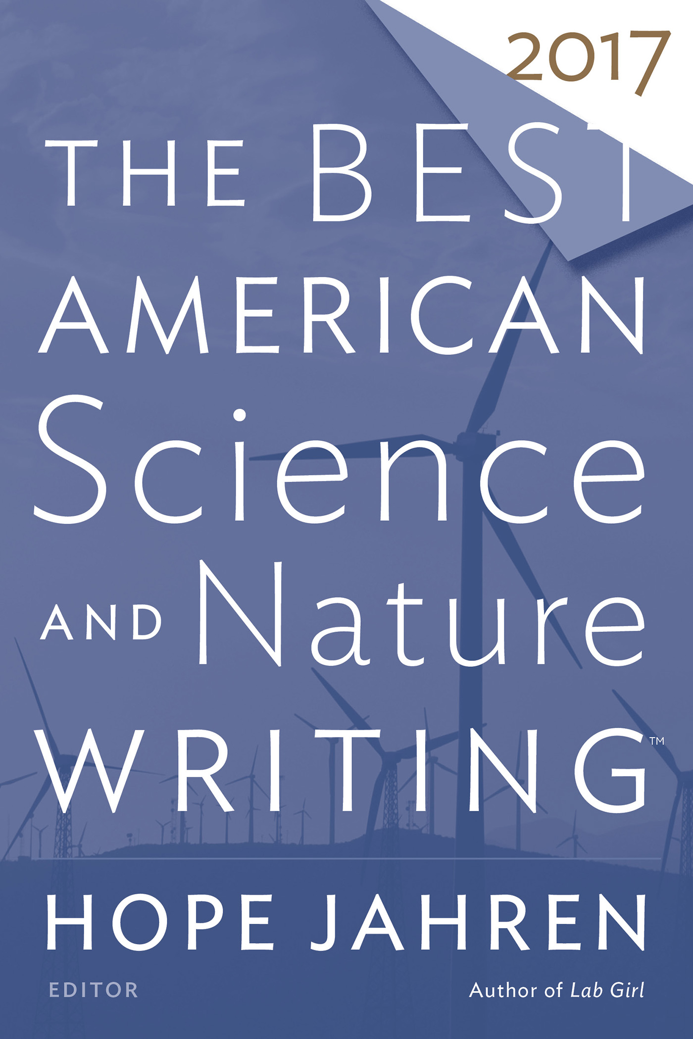 The Best American Science and Nature Writing 2017-9781328715517