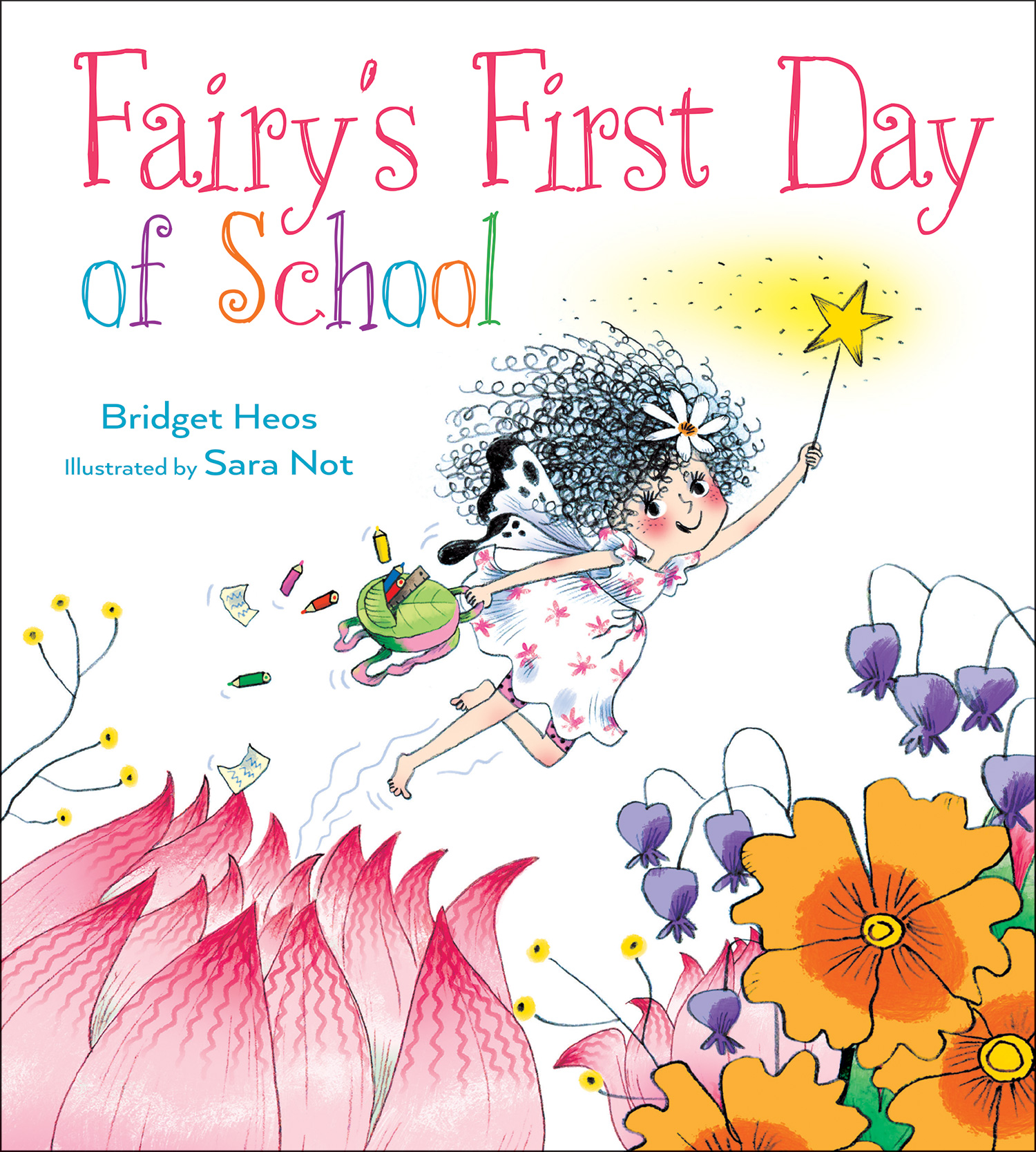 Fairy's First Day of School-9781328715593