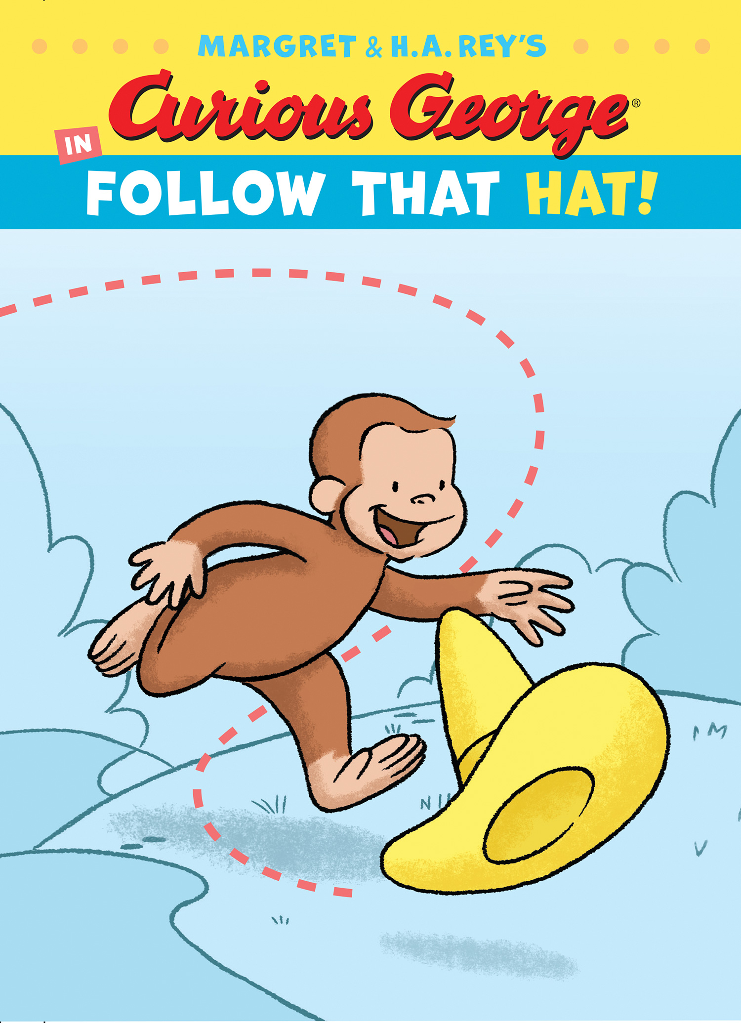 Curious George in Follow That Hat!-9781328737182