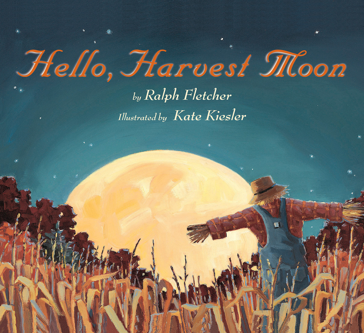 Hello, Harvest Moon-9781328740496