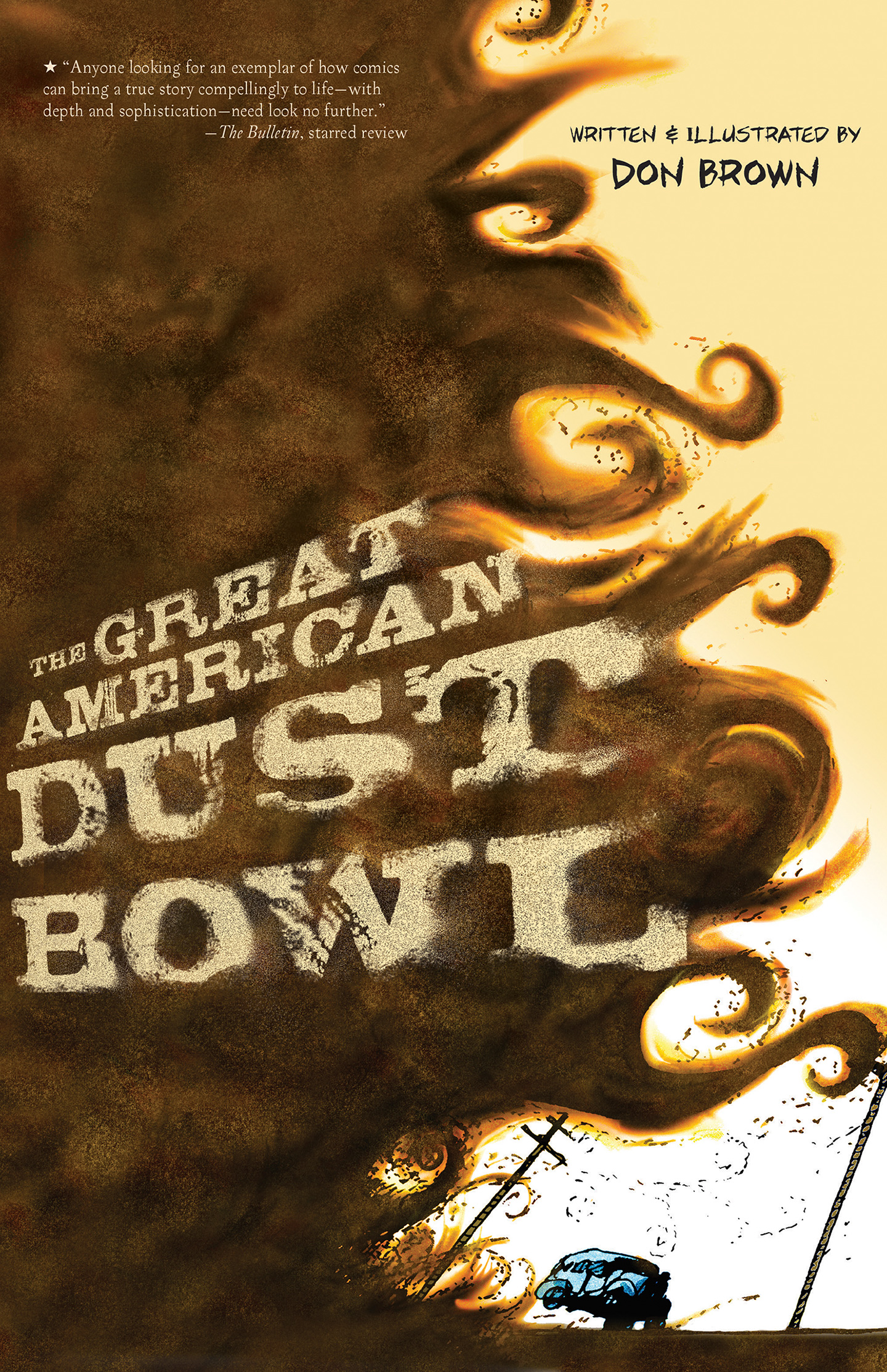 The Great American Dust Bowl-9781328740878