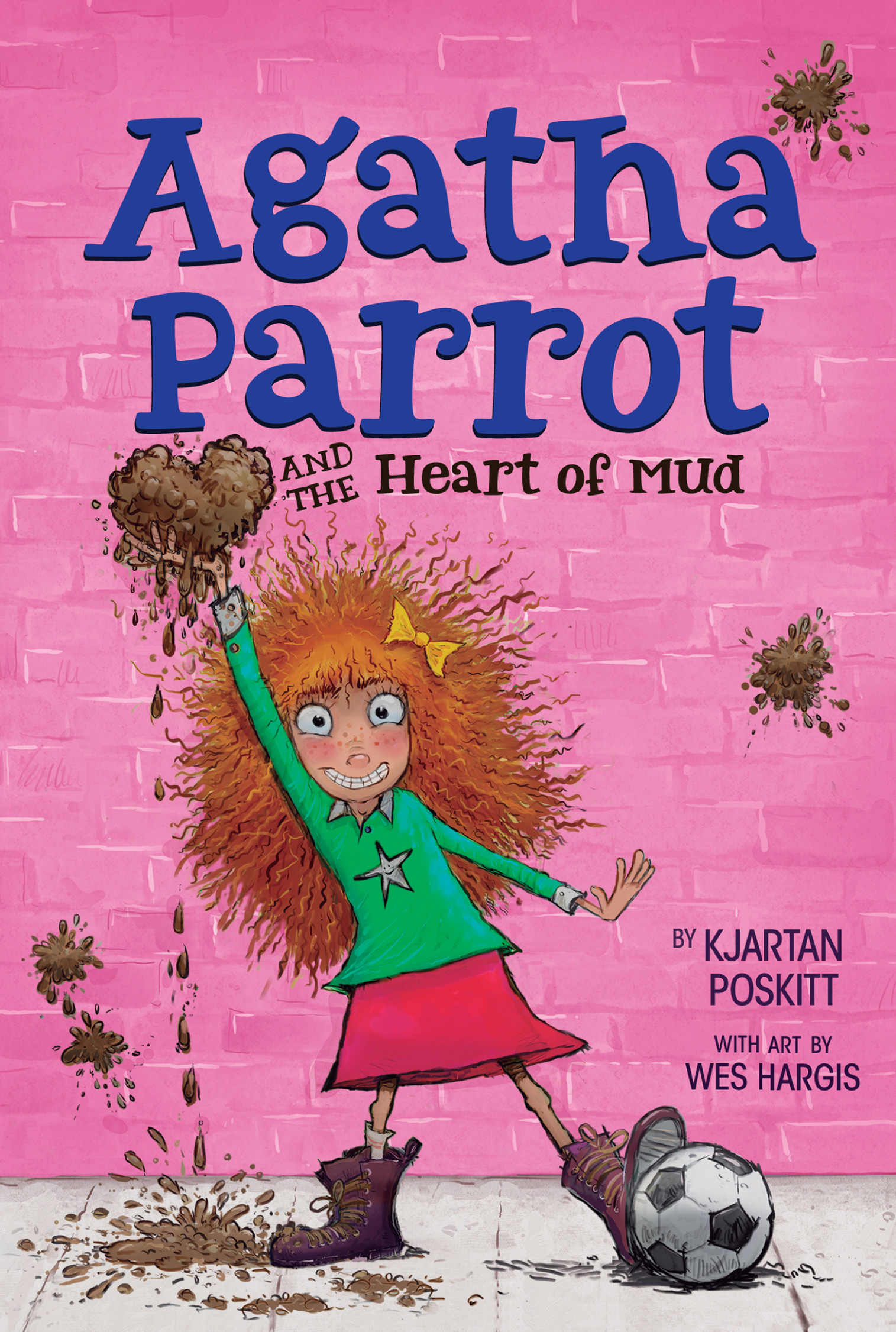 Agatha Parrot and the Heart of Mud-9781328742124