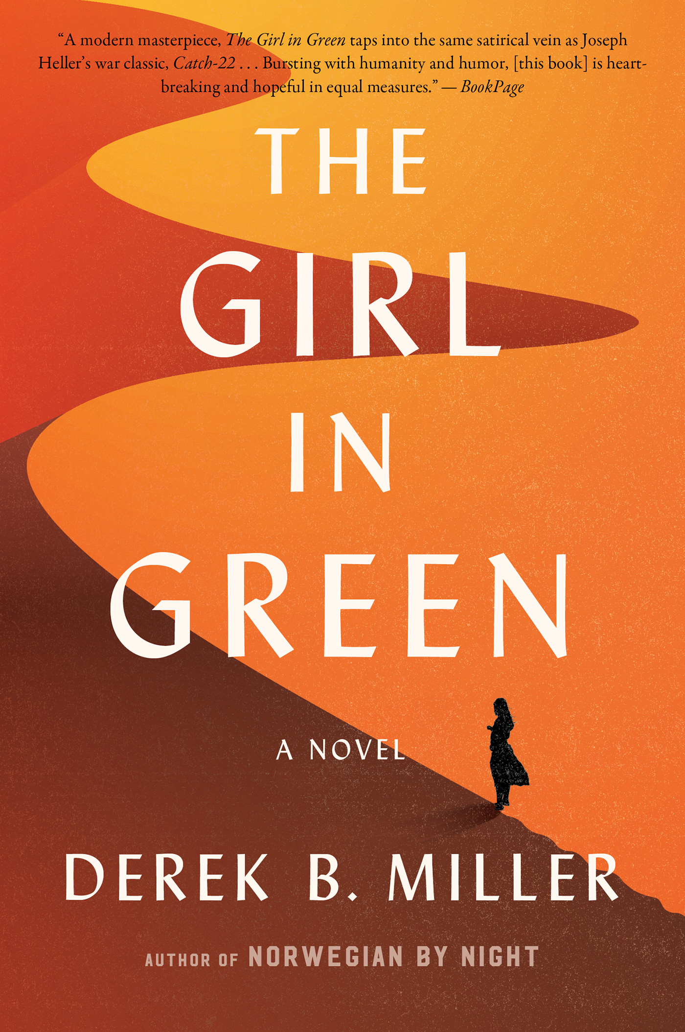 The Girl in Green-9781328745507