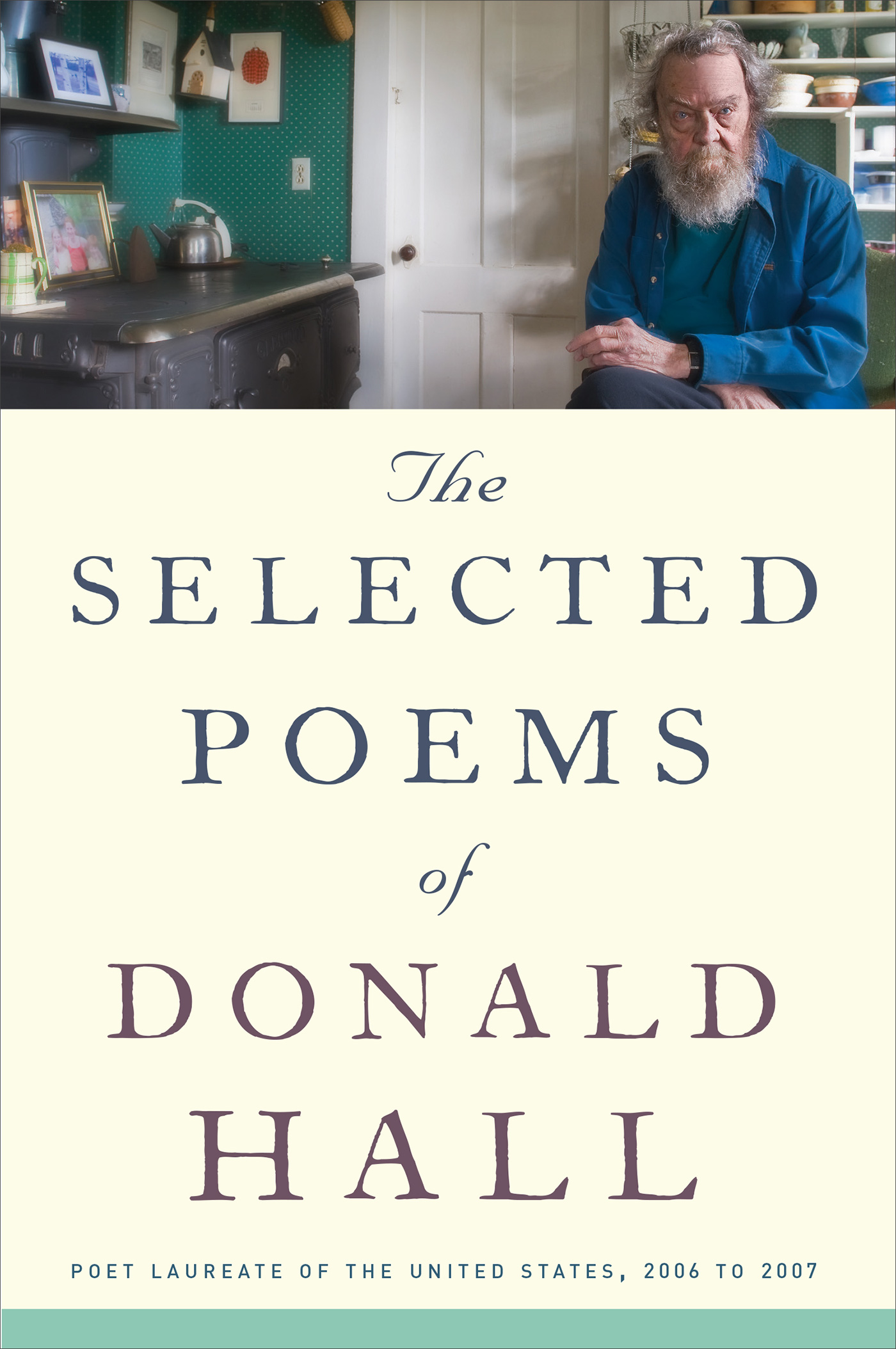 The Selected Poems of Donald Hall-9781328745606