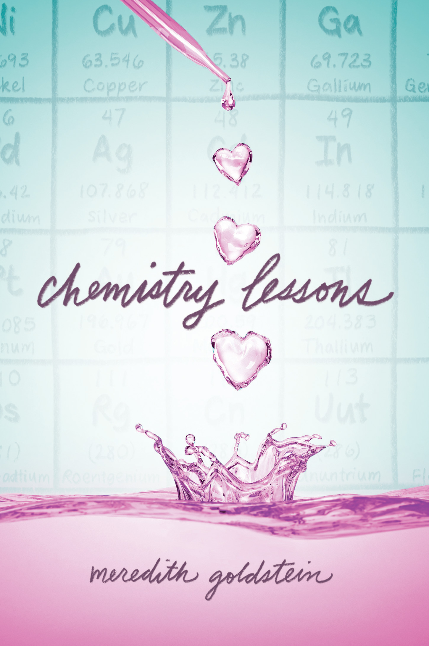 Chemistry Lessons-9781328764645