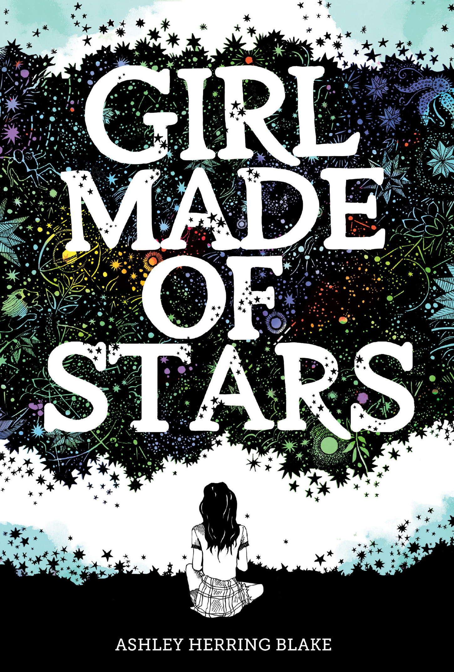 Girl Made of Stars-9781328778239