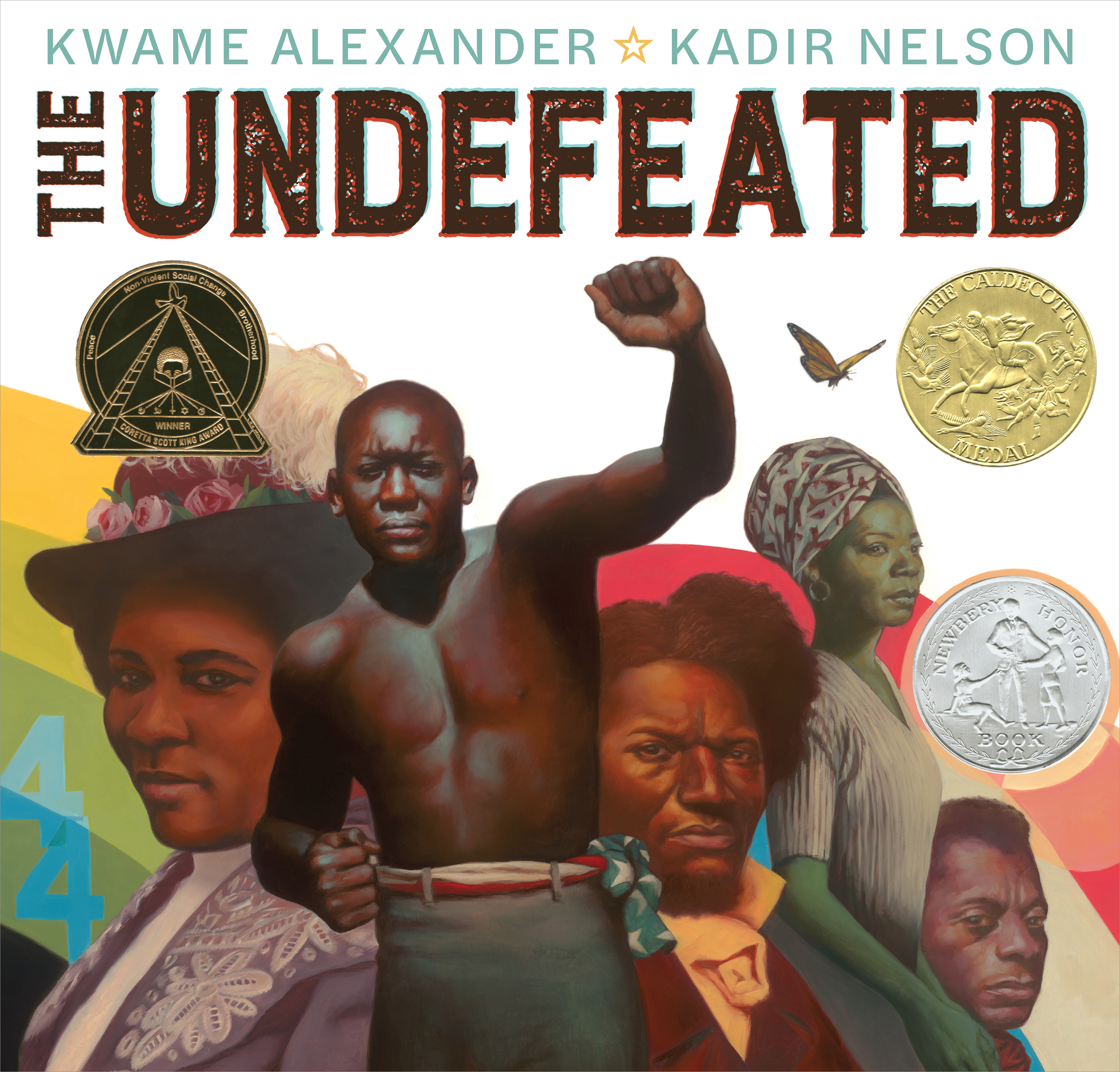 The Undefeated-9781328780966