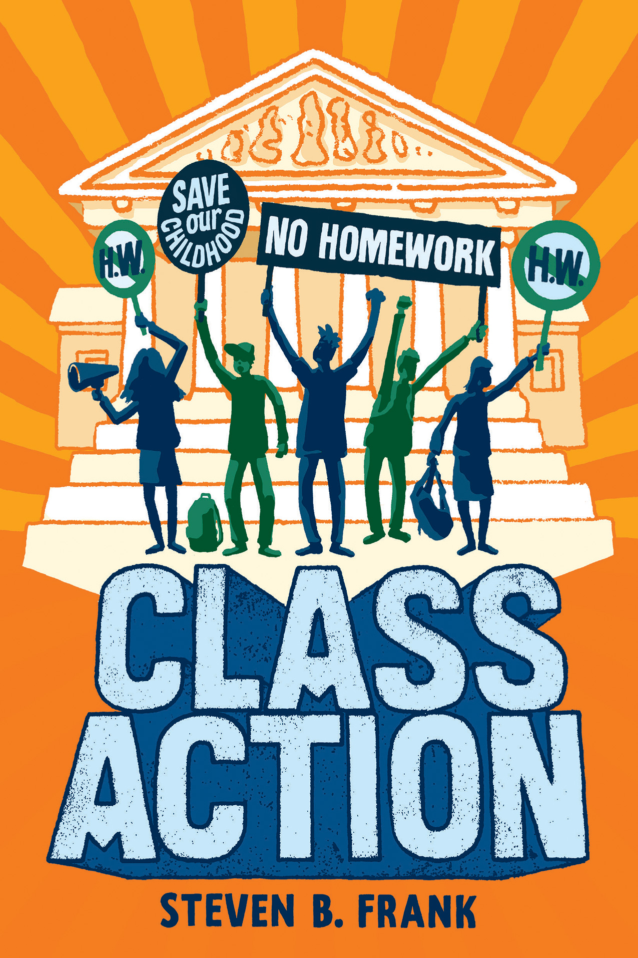 Class Action-9781328799203