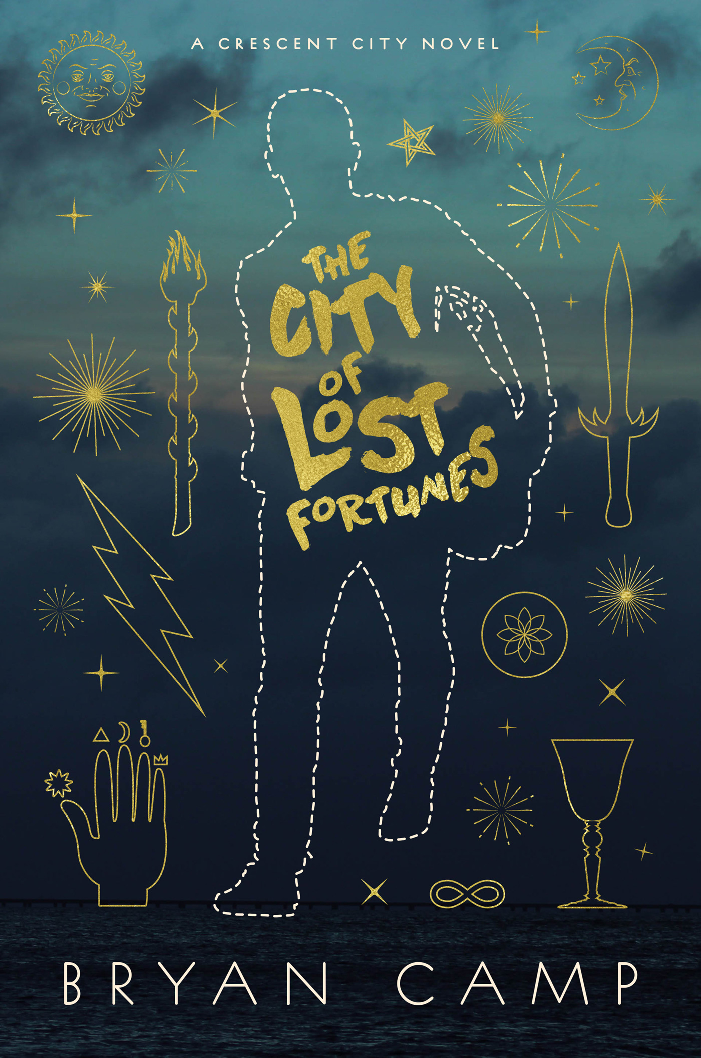 The City of Lost Fortunes-9781328810793