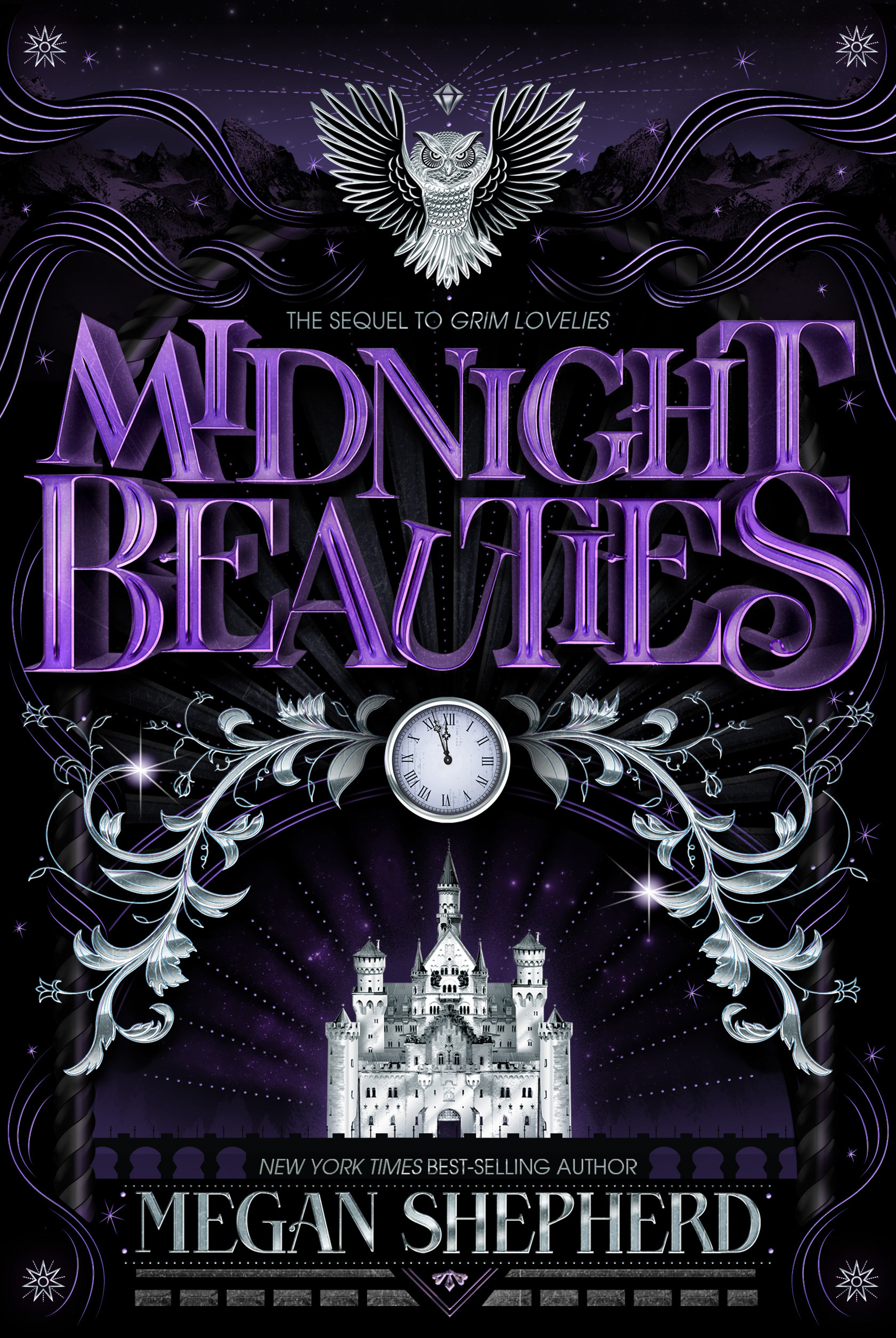Midnight Beauties-9781328811905