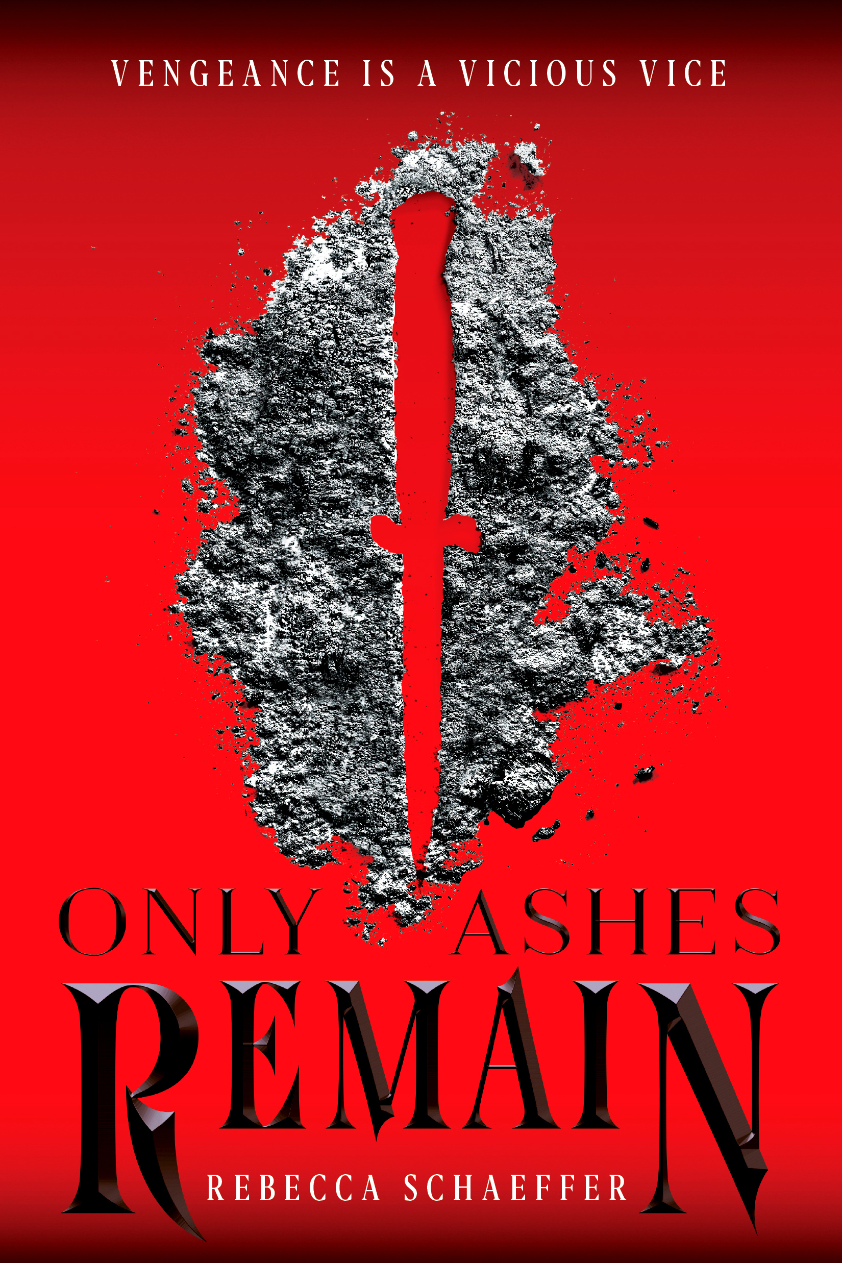 Only Ashes Remain-9781328863553