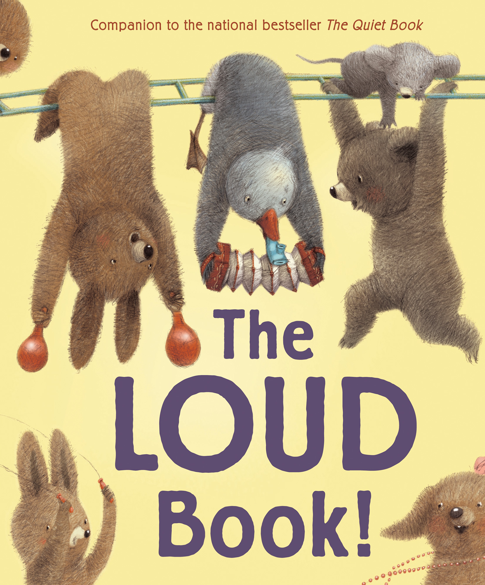 The Loud Book!-9781328869296