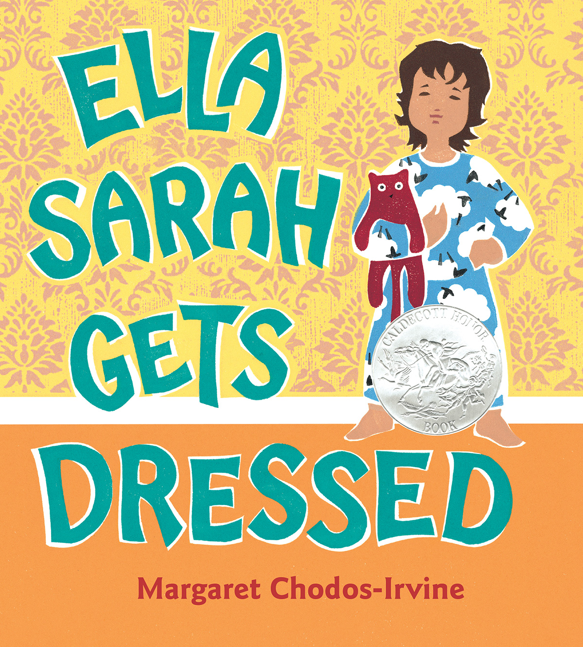 Ella Sarah Gets Dressed-9781328886163