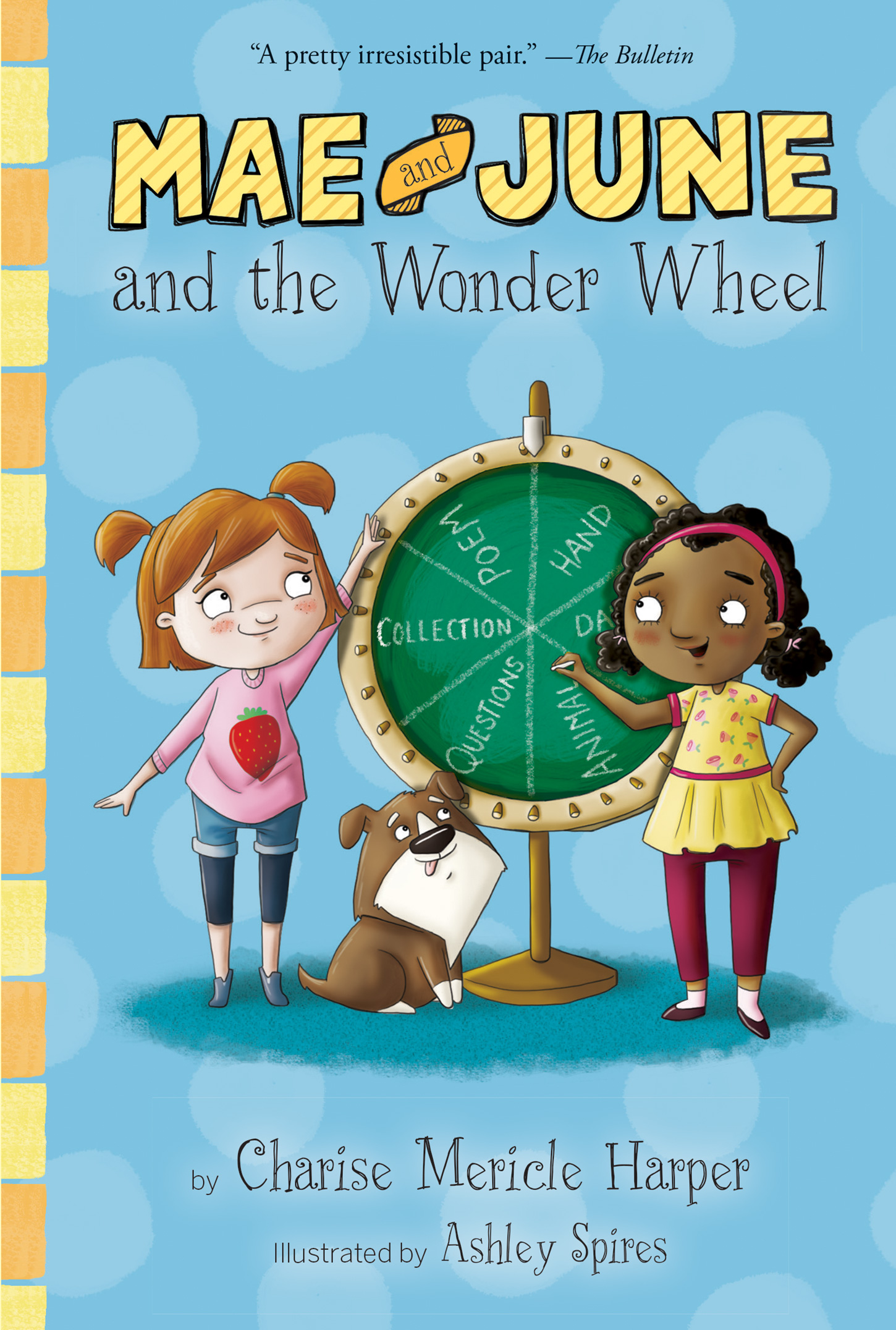 Mae and June and the Wonder Wheel-9781328900128