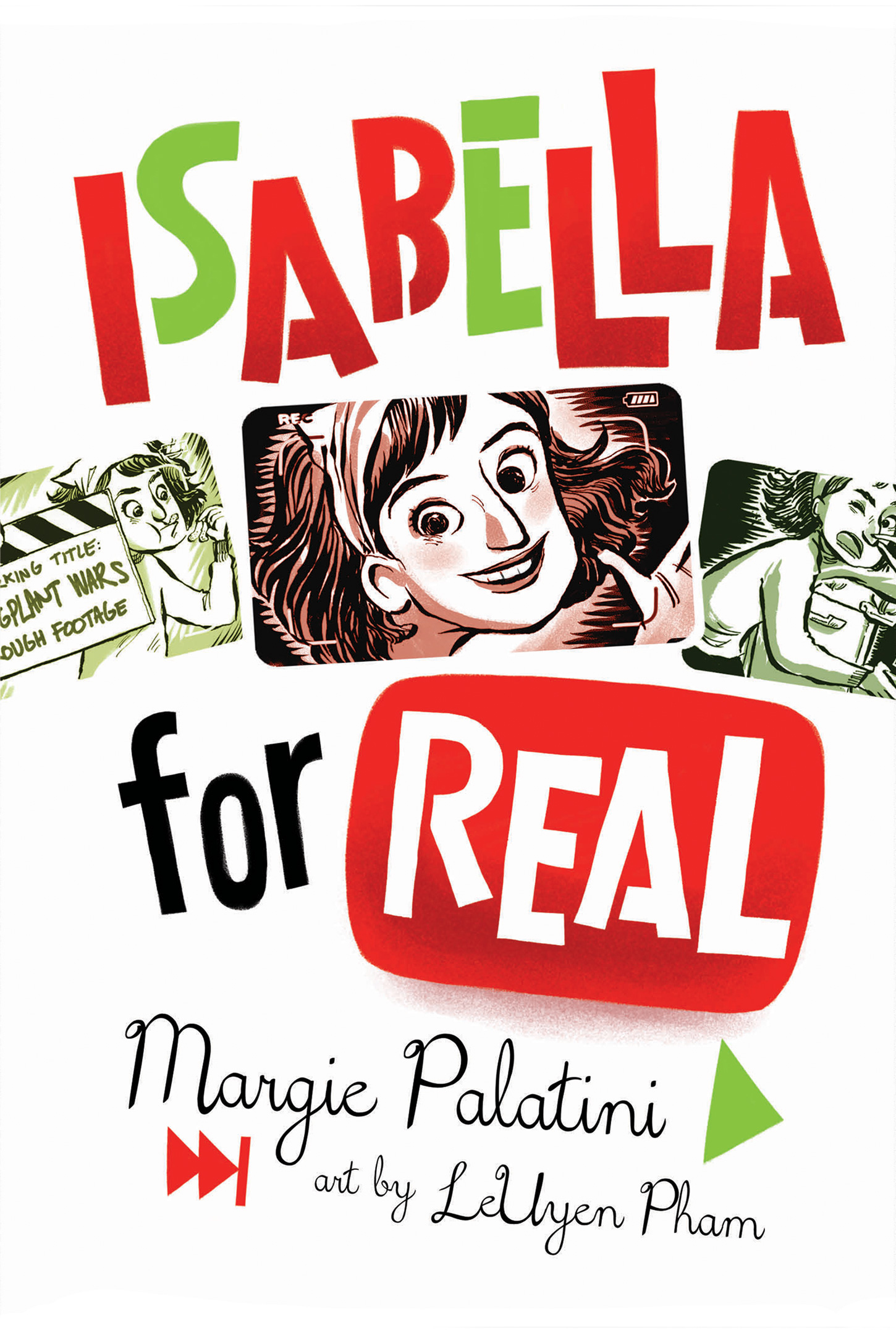 Isabella for Real-9781328900142