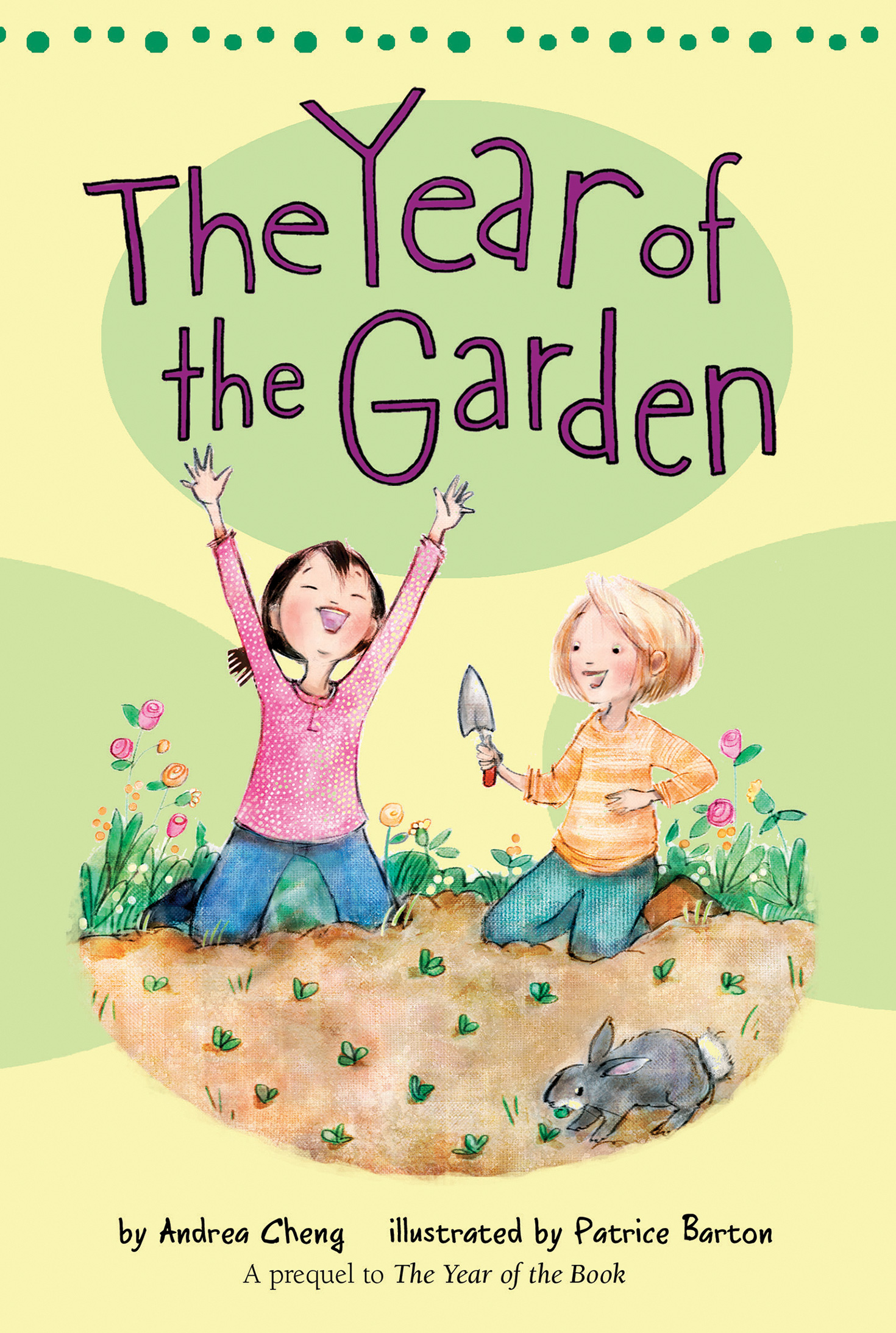 The Year of the Garden-9781328698872