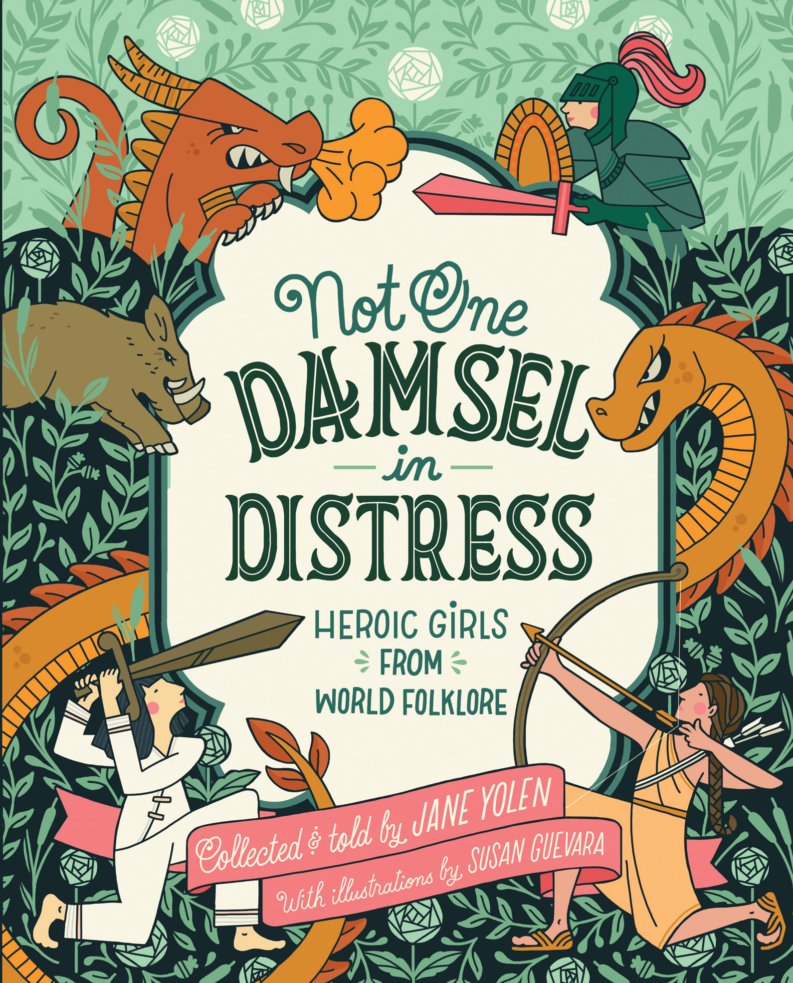 Not One Damsel in Distress-9781328900203