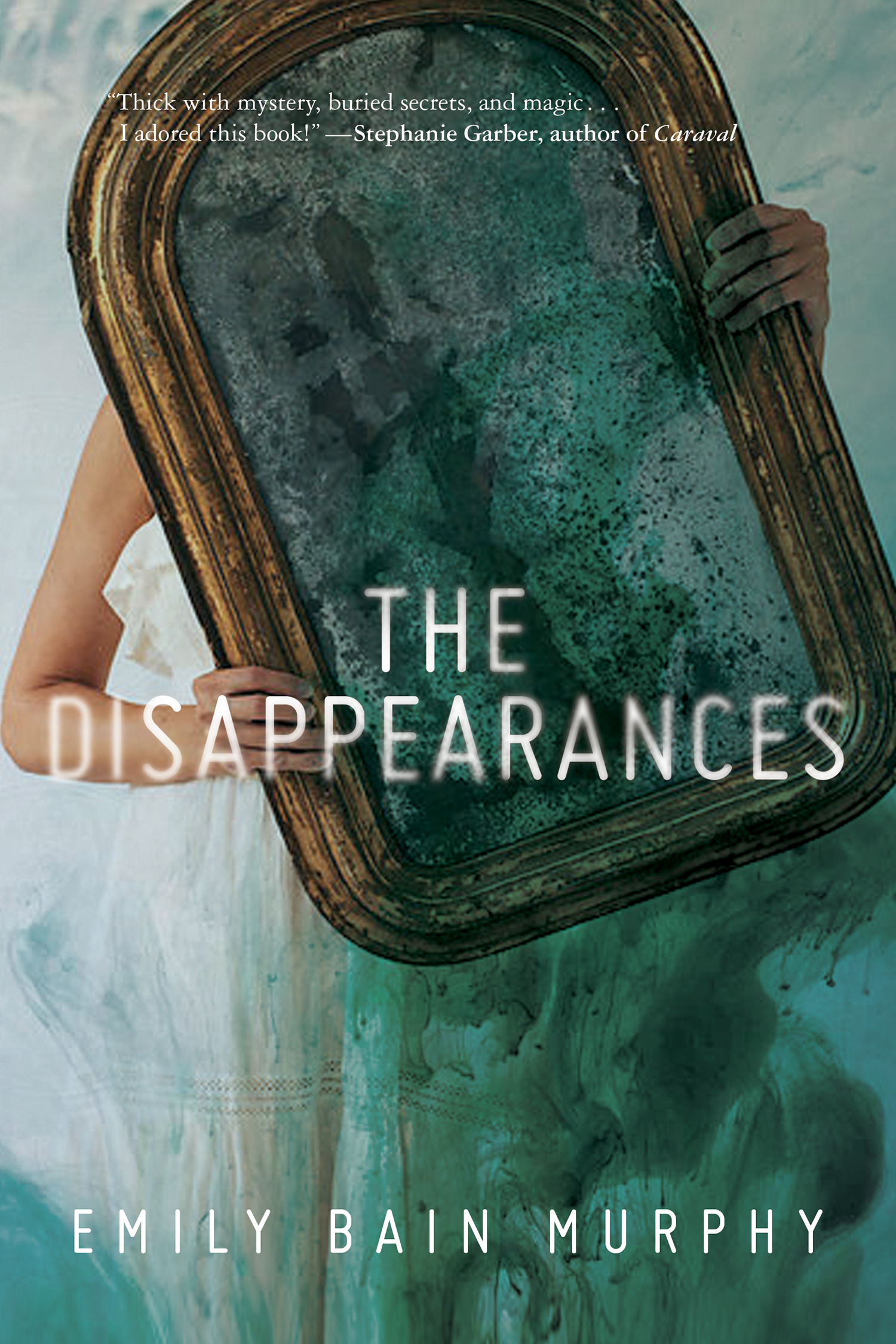 The Disappearances-9781328904072
