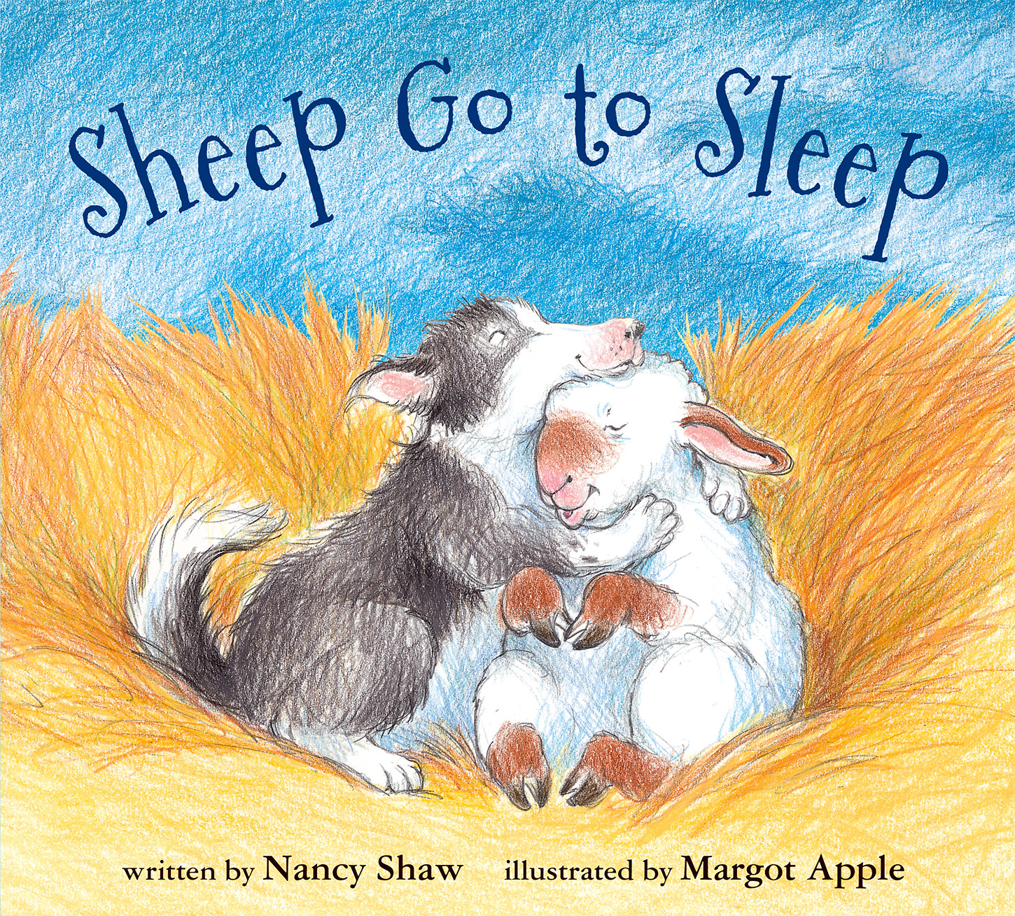 Sheep Go to Sleep (lap board book)-9781328910493