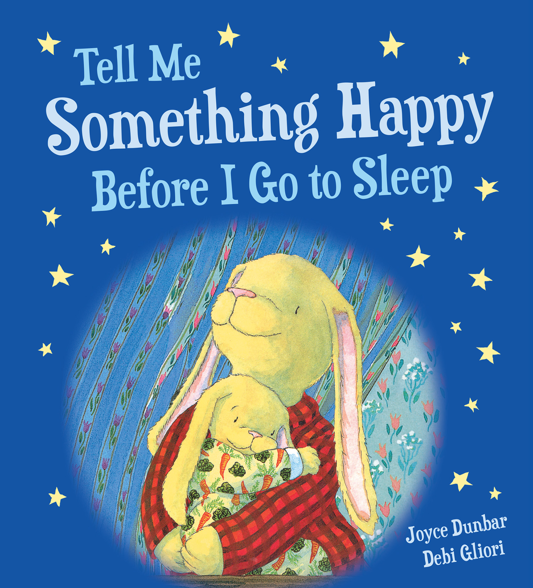 Tell Me Something Happy Before I Go to Sleep (padded board book)-9781328910684