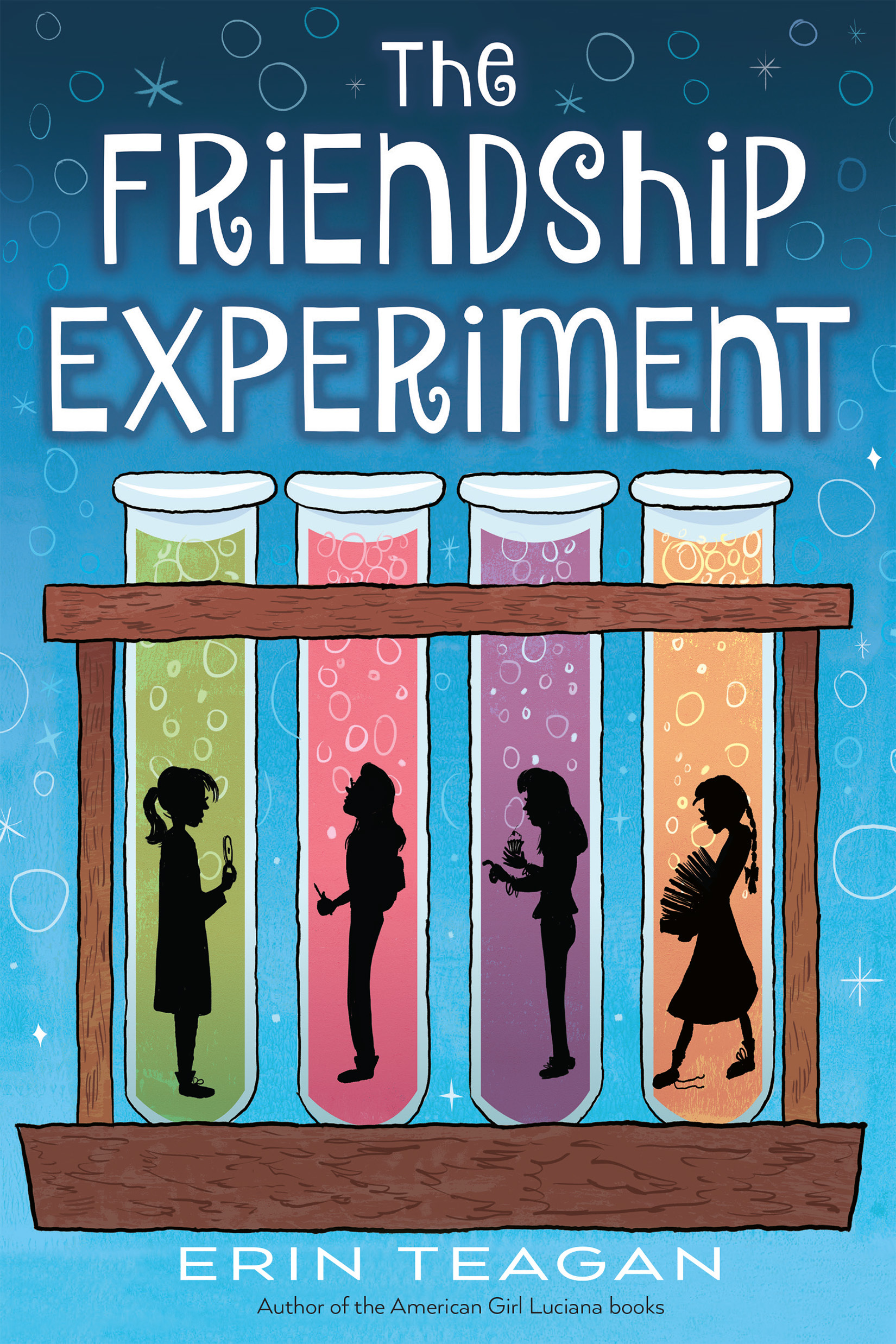The Friendship Experiment-9781328911254