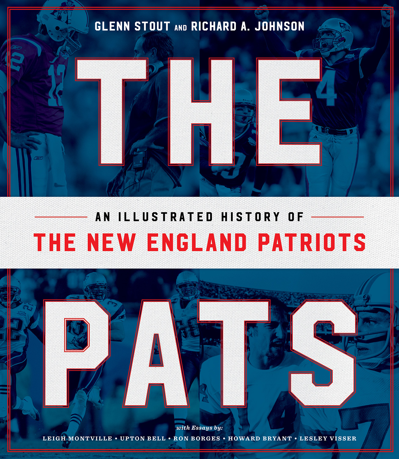 The Pats-9781328917409