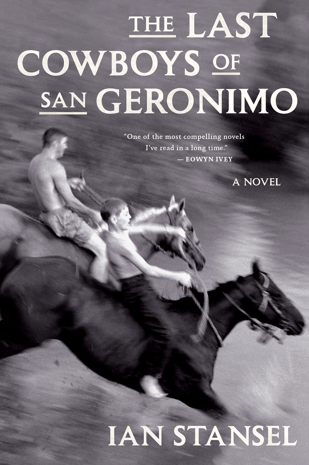 The Last Cowboys of San Geronimo-9781328918291
