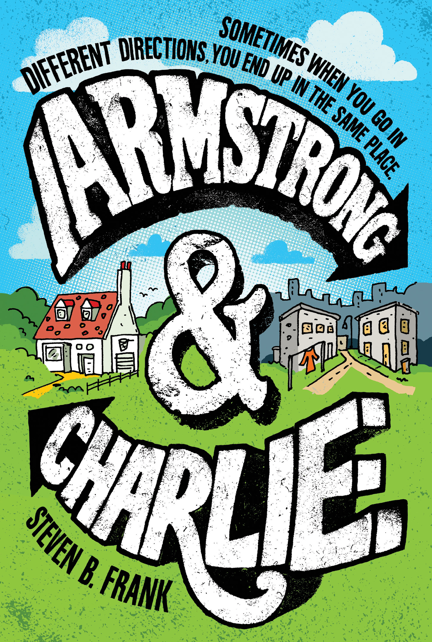 Armstrong and Charlie-9781328941664