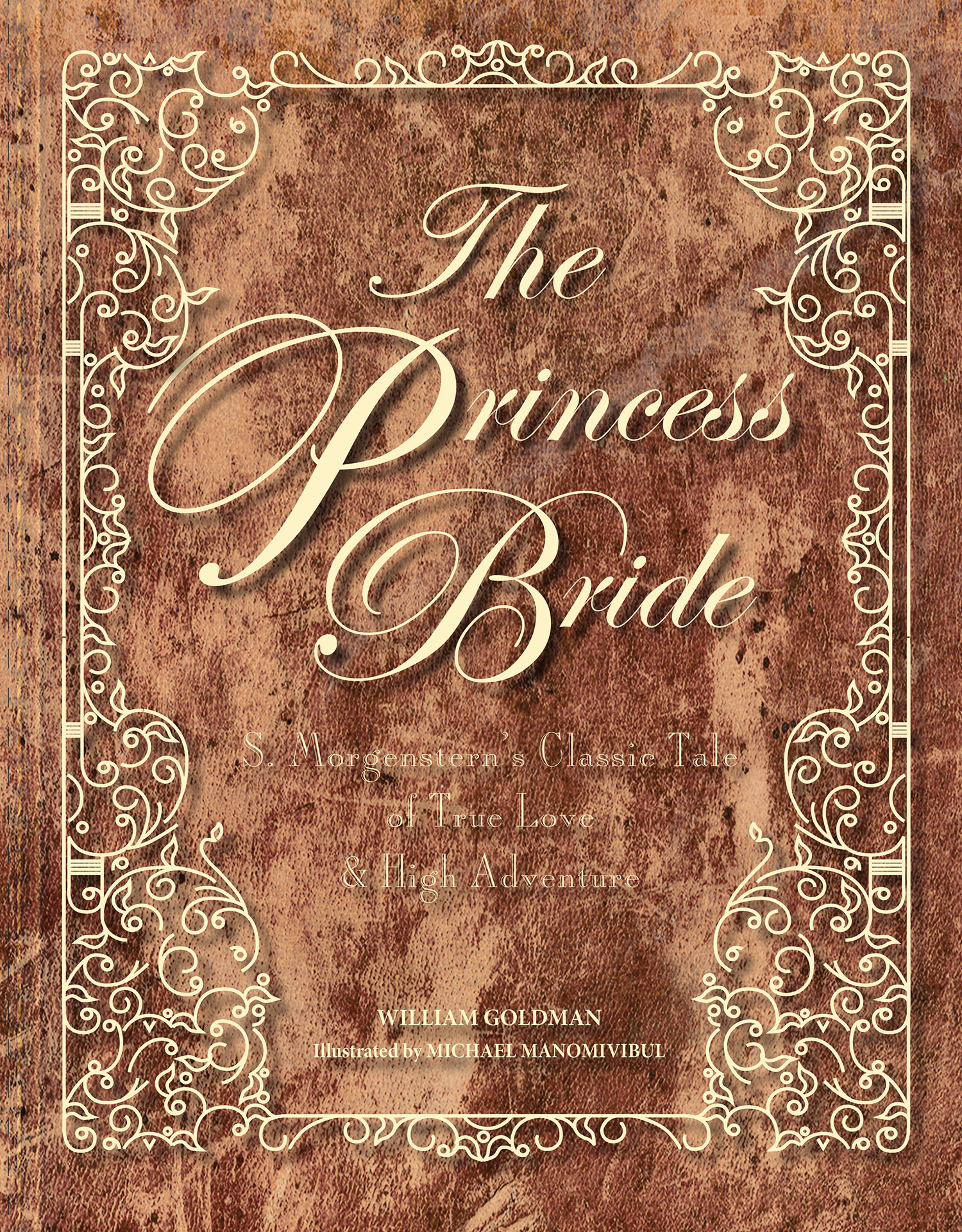 The Princess Bride Deluxe Edition HC-9781328948854