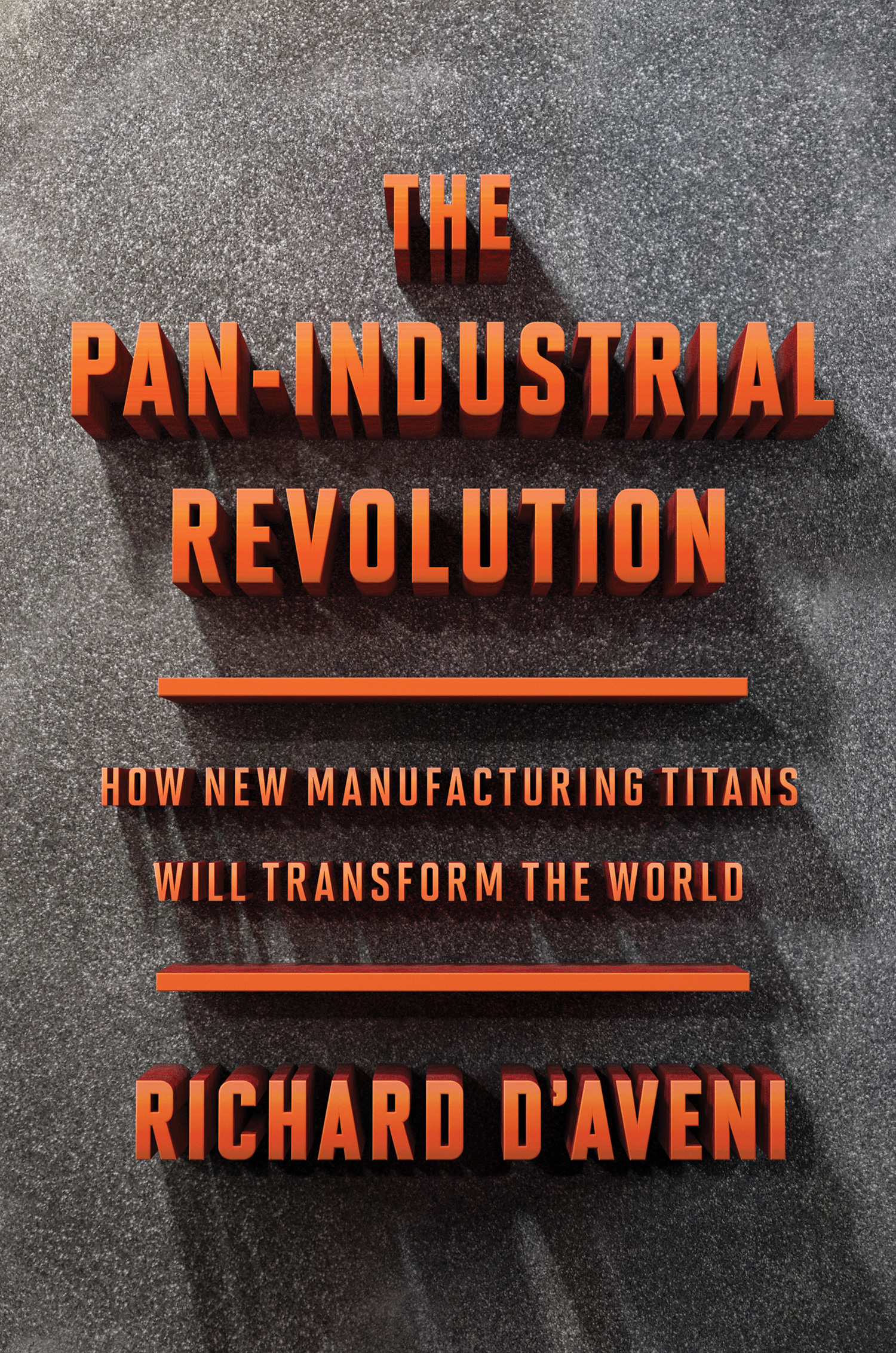 The Pan-Industrial Revolution-9781328955906
