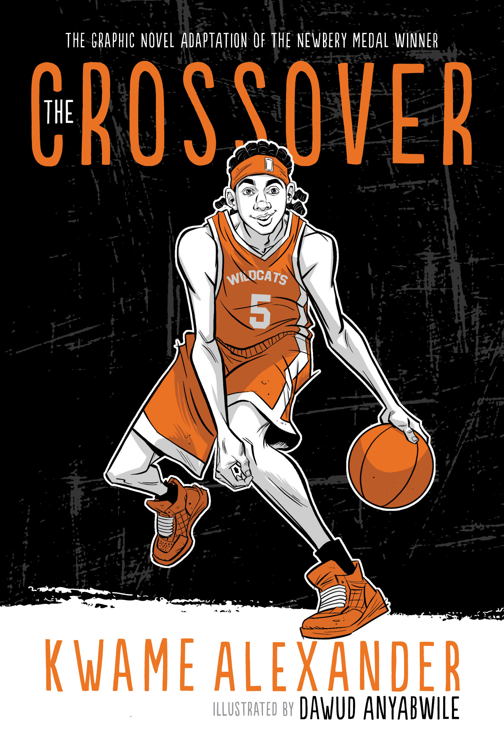 The Crossover (Graphic Novel)-9781328960016