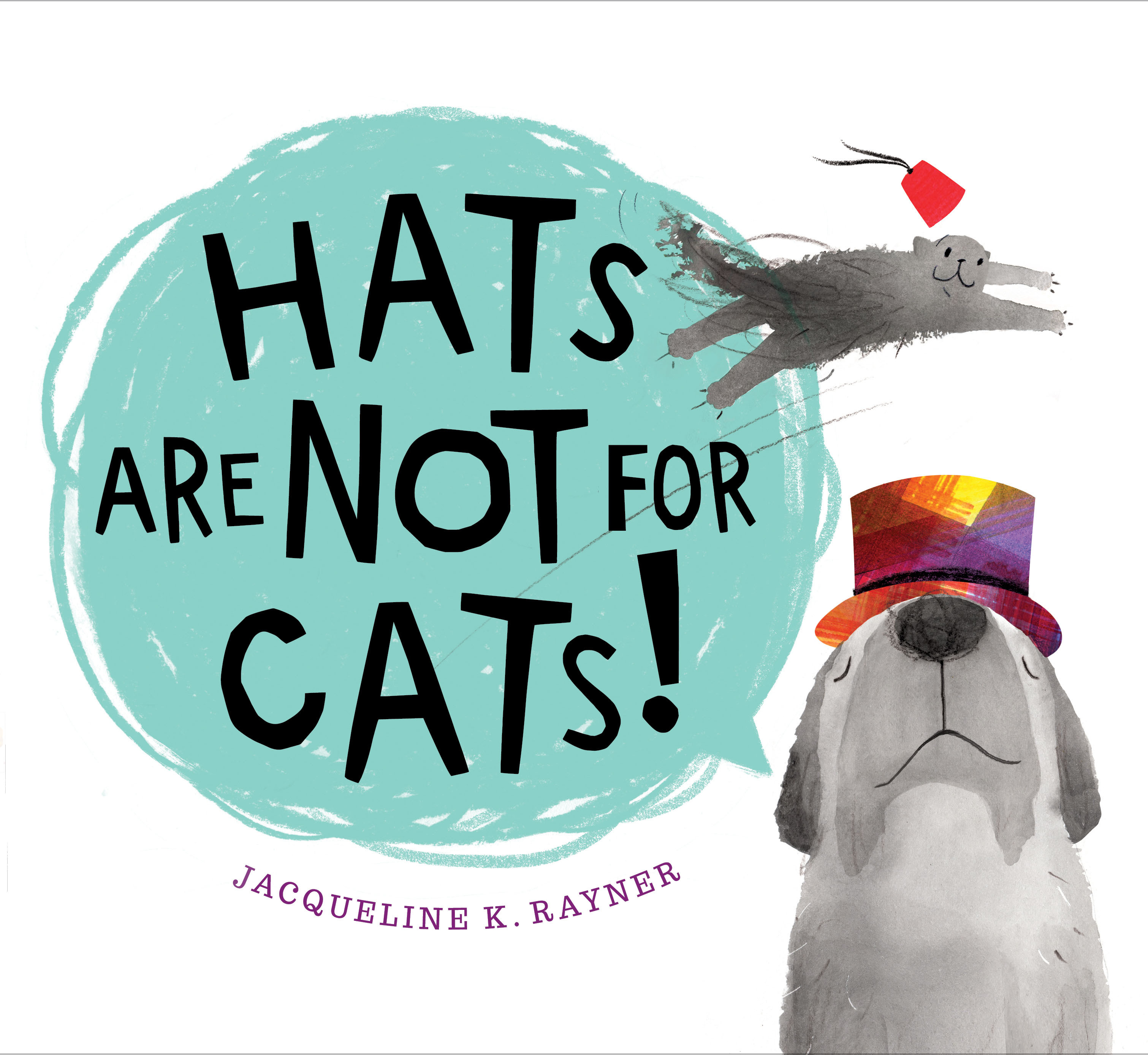 Hats Are Not for Cats!-9781328967190