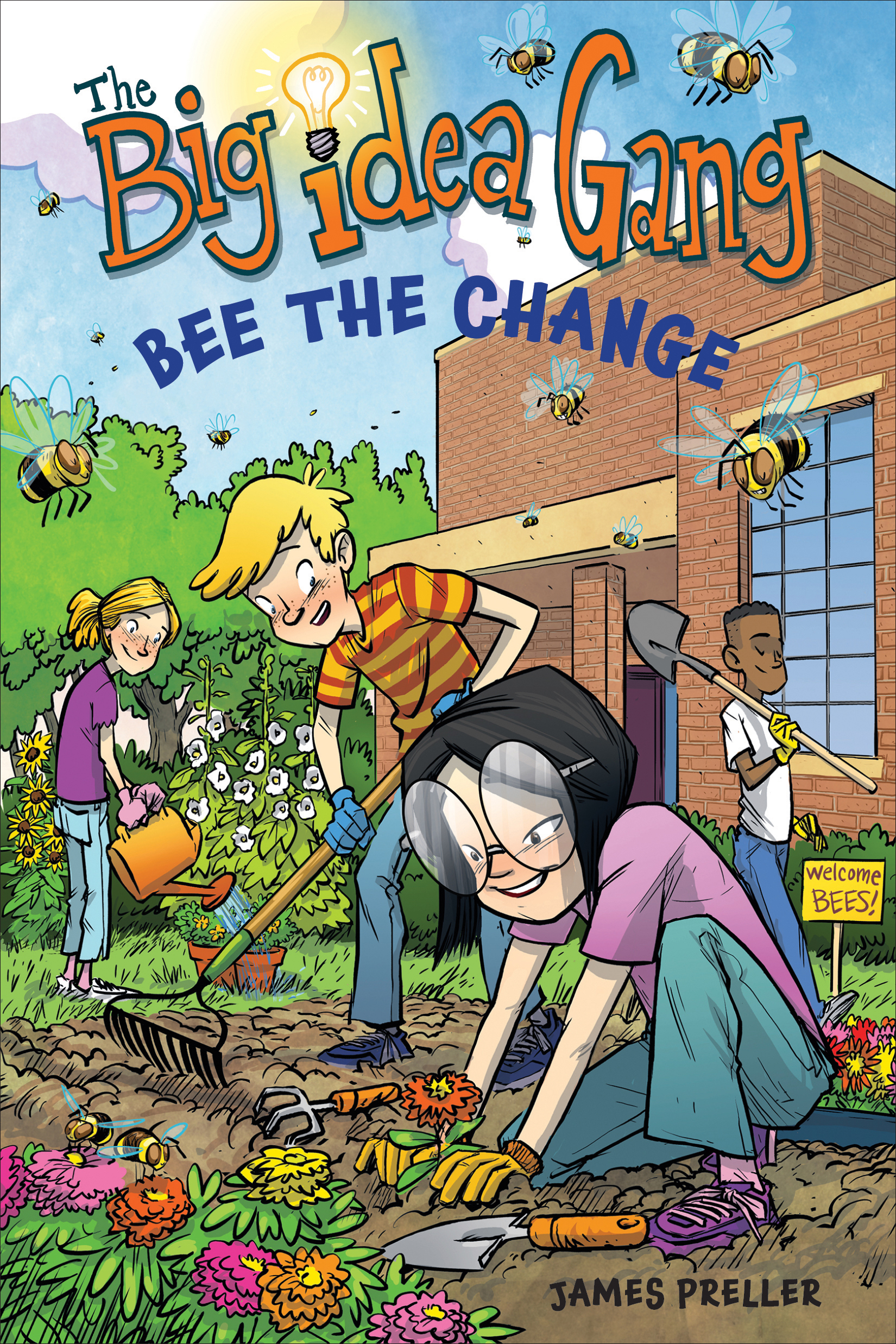 Bee the Change-9781328973399