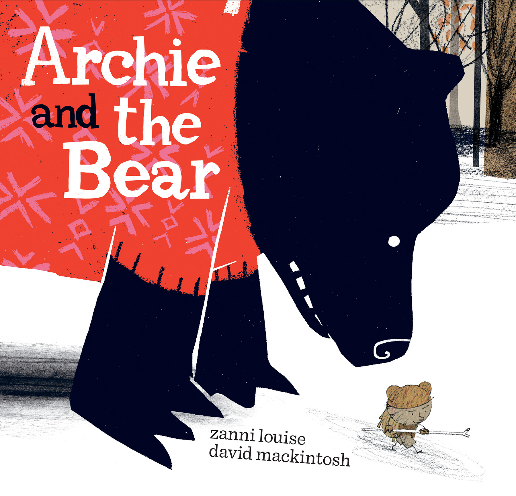 Archie and the Bear-9781328973412