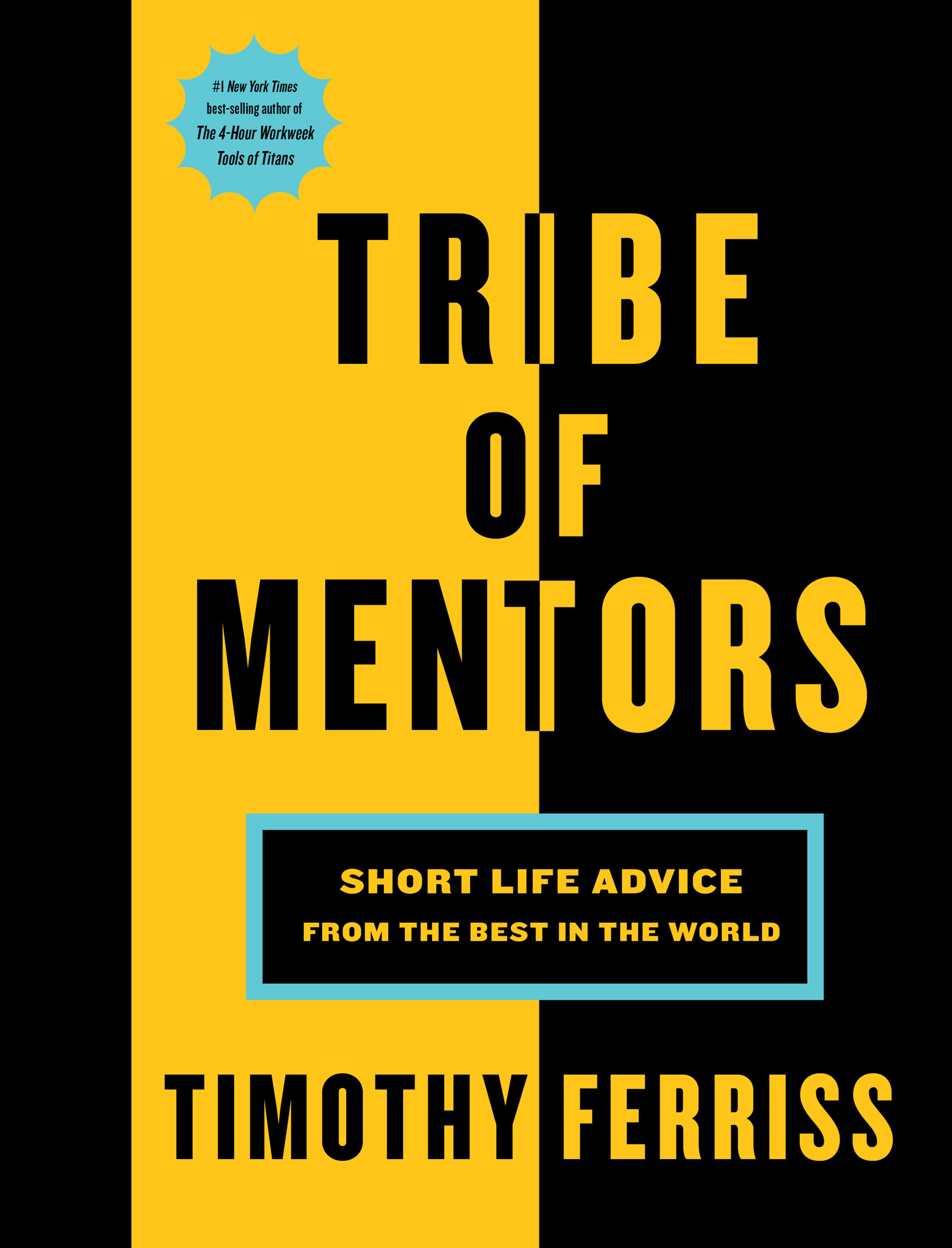 Tribe of Mentors-9781328994967