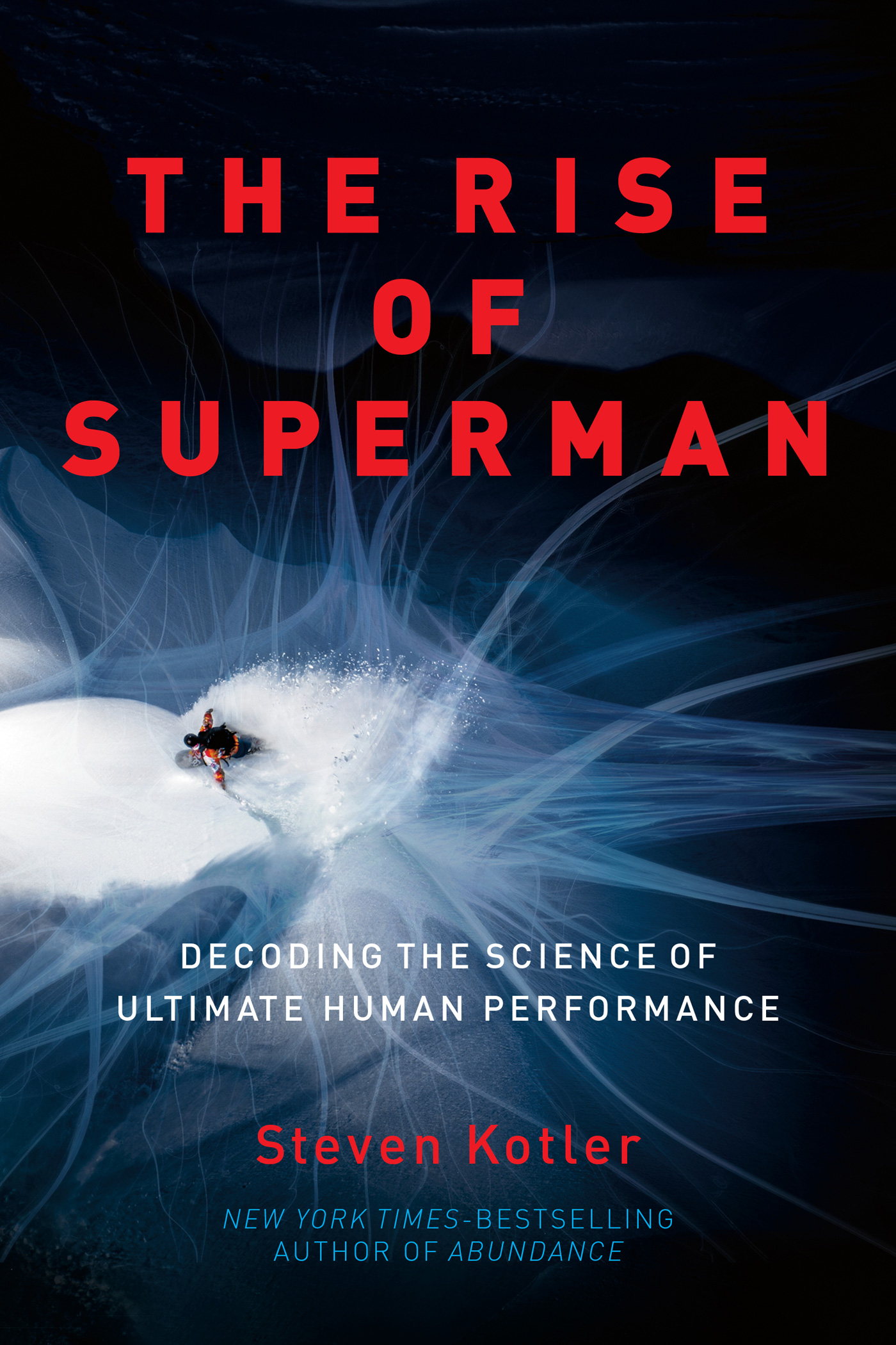 The Rise of Superman-9781477800836