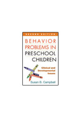 Early Learner Assessment Resources  Behavior Problems in Preschool Children: Clinical and Developmental Issues (Hardcover)-1016807
