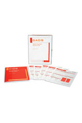 Gilliam Asperger's Disorder Scale (GADS) Complete Kit- Autism/Aspergers