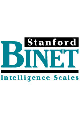 Stanford-Binet Intelligence Scales (SB5)  Complete Kit with Interpretive Manual-1402172