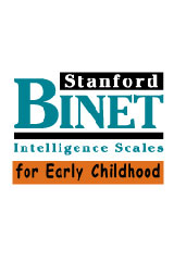 Stanford-Binet Intelligence Scales for Early Childhood (Early SB5)  Complete Kit-1402272