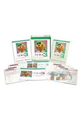 Test of Early Mathematics Ability (TEMA-3) Complete Kit